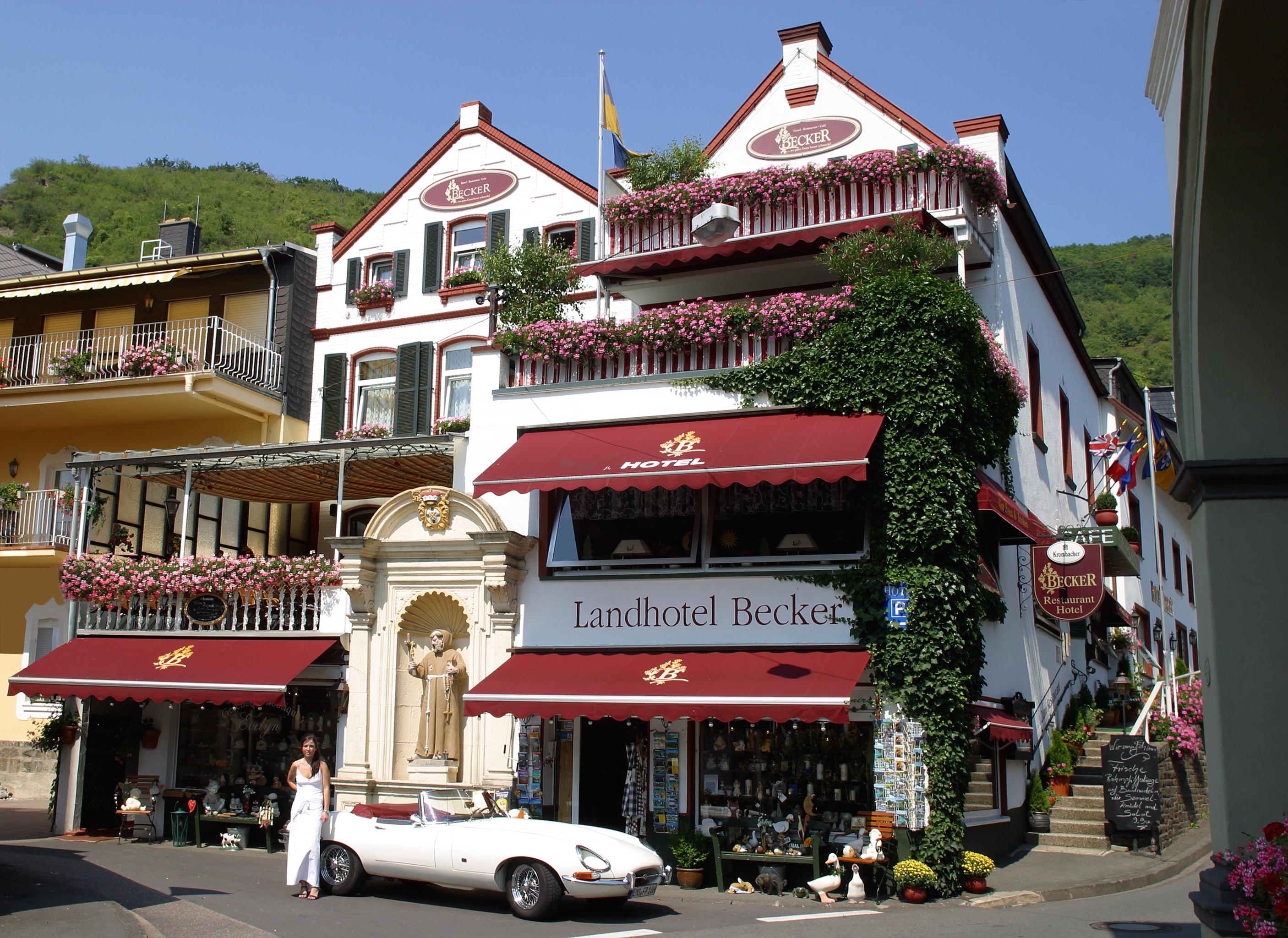 landhotel becker in kamp bornhofen holidaycheck rheinland pfalz deutschland. Black Bedroom Furniture Sets. Home Design Ideas
