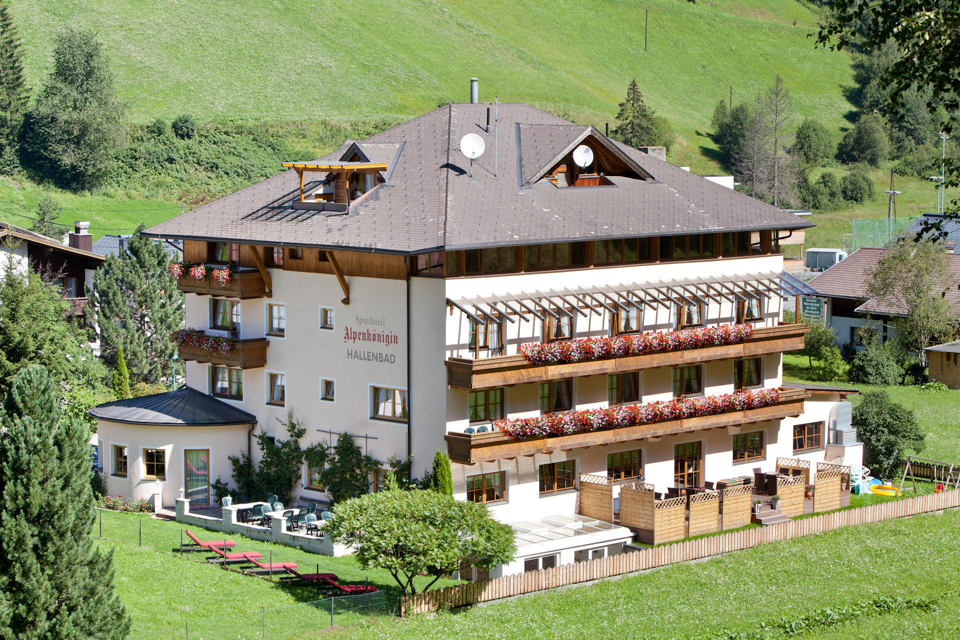 Hotels In See Paznauntal