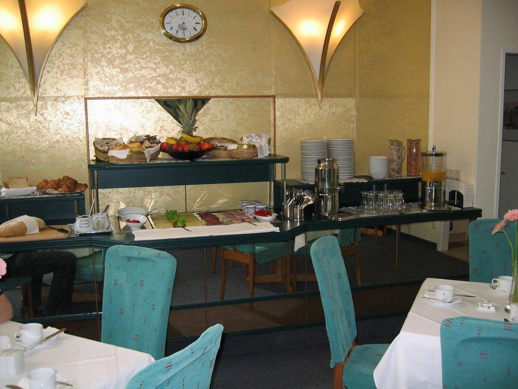 Hotel Munchen Landwehrstr
