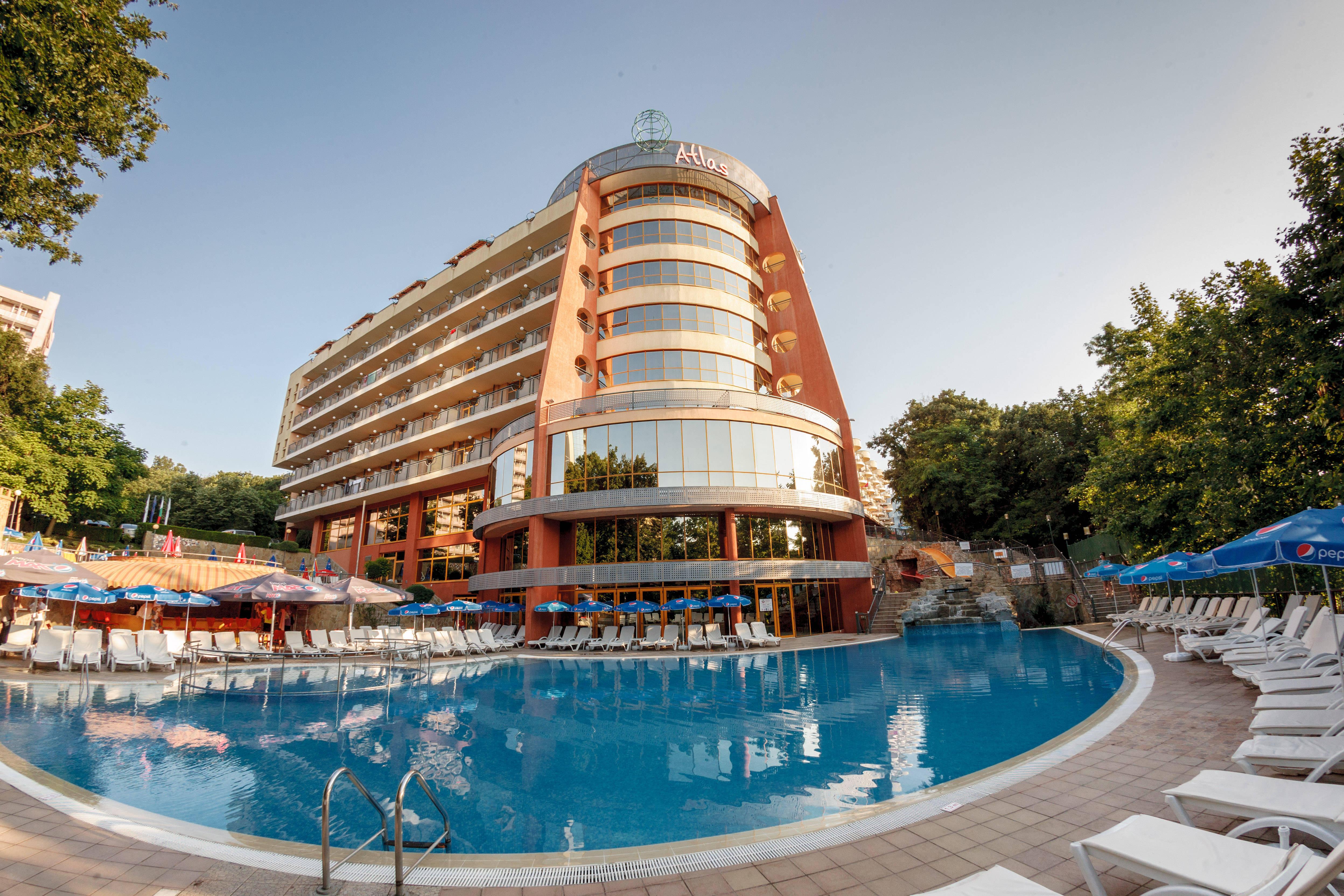Hotel Atlas In Goldstrand Holidaycheck Bulgarien