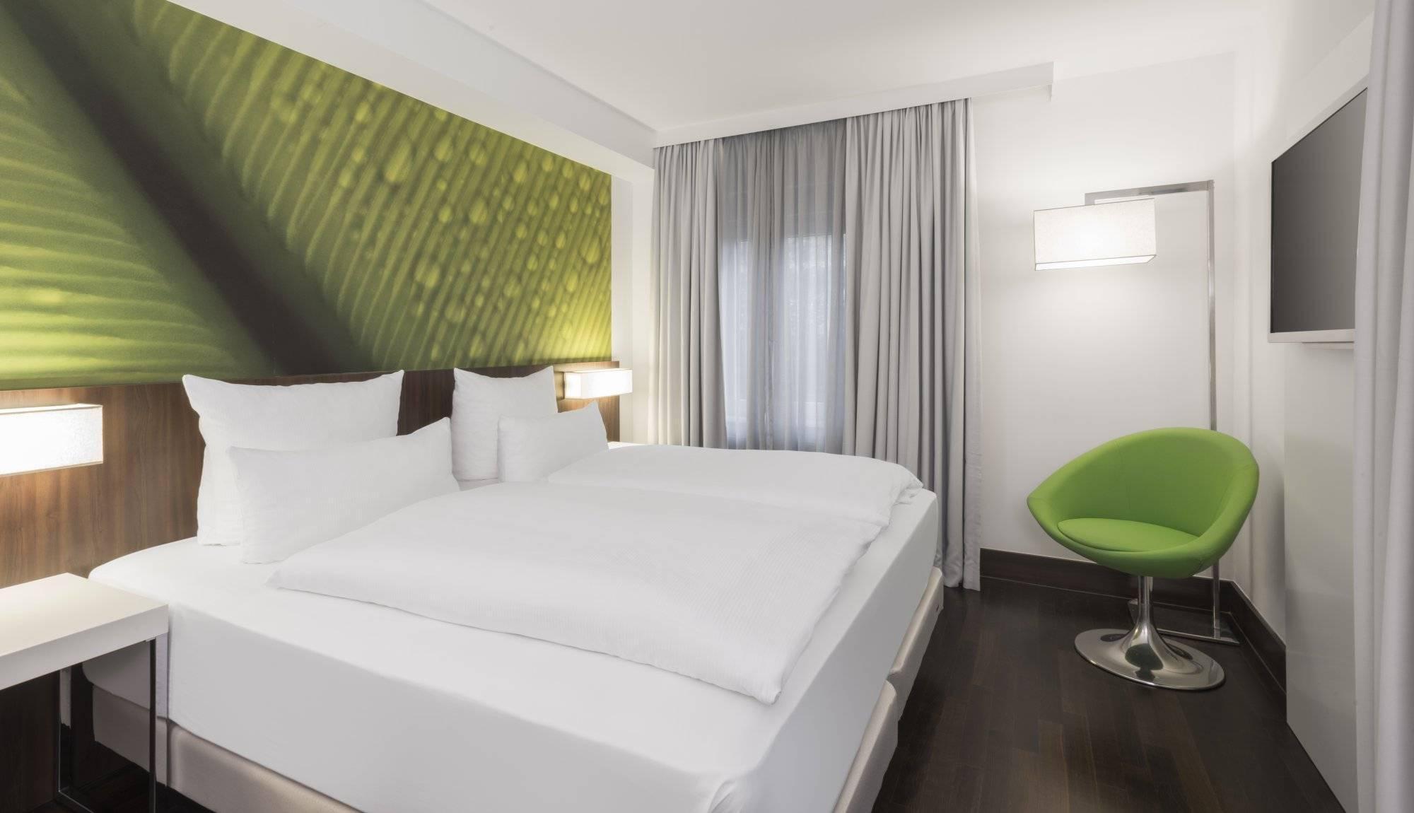 Nh Hotel Villa Frankfurt
