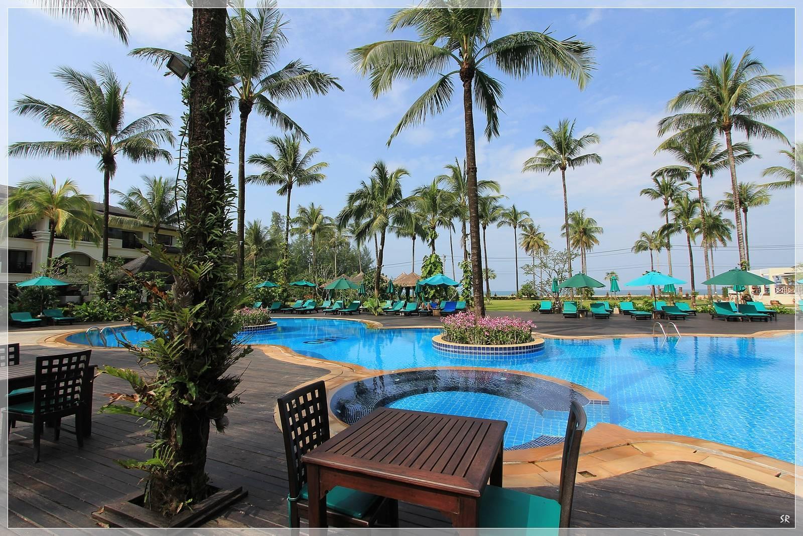 reiseangebote hotel thailand khuk khak beach khao orchid resort