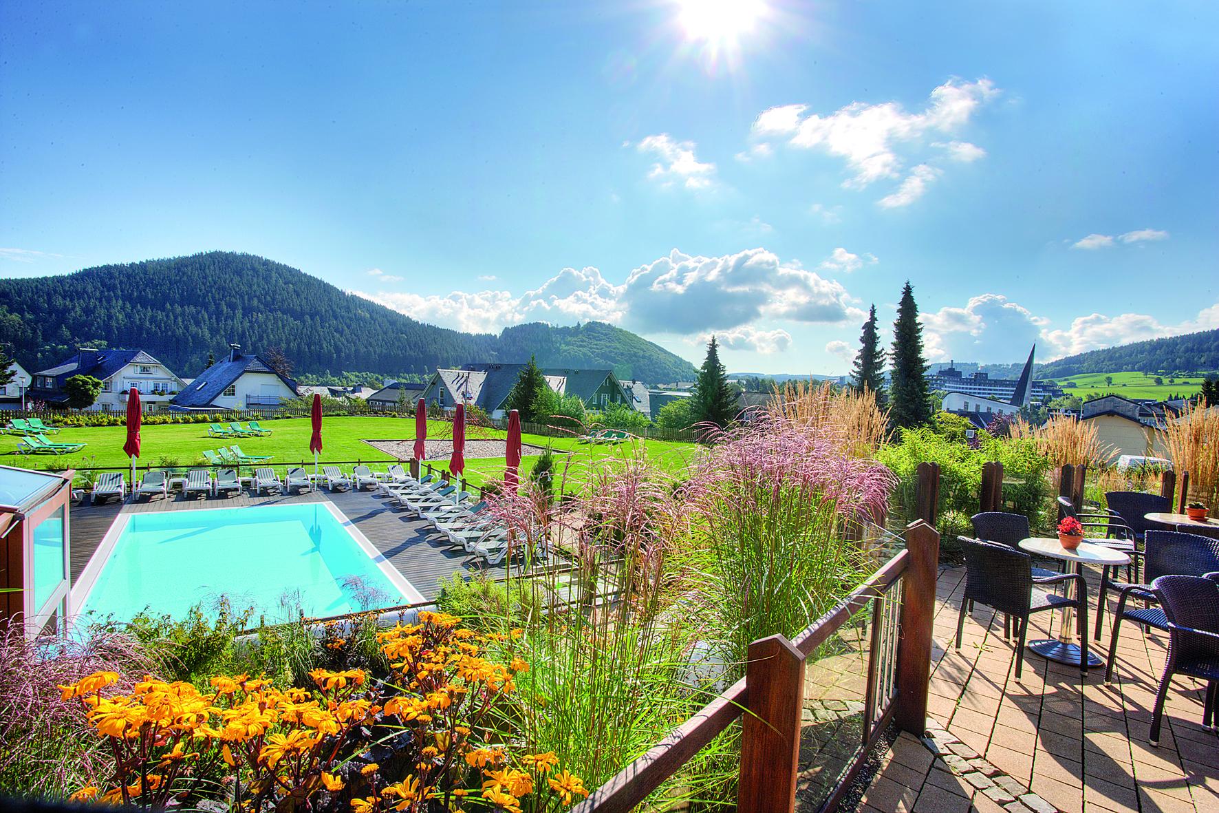 Familotel sonnenpark in willingen holidaycheck hessen for Familienhotel hessen