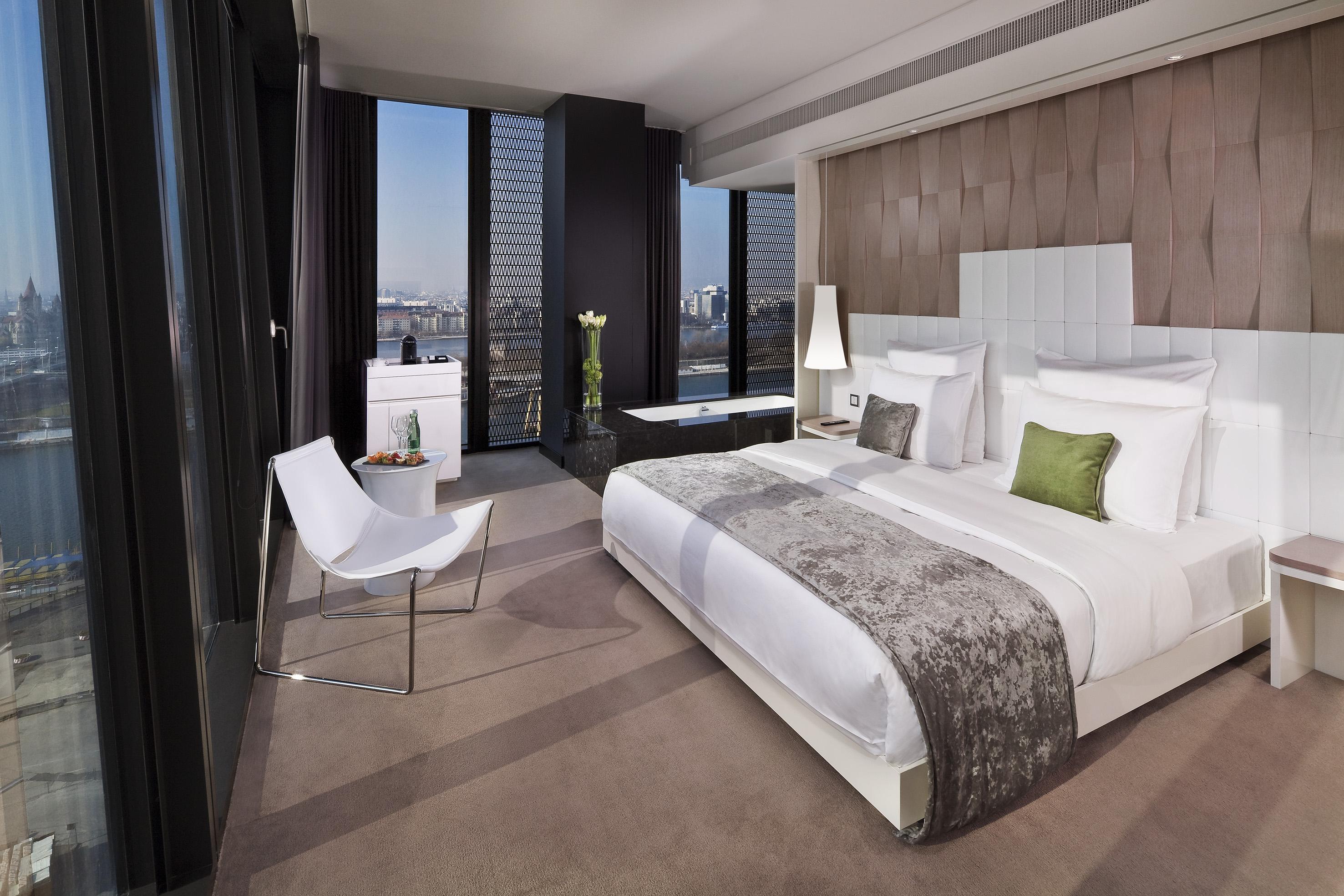 Melia Hotel Wien Zimmer