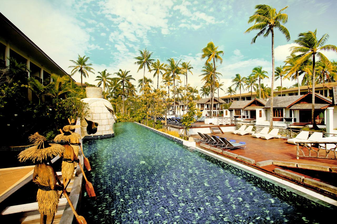 Hotel Und Spa Khao Sak