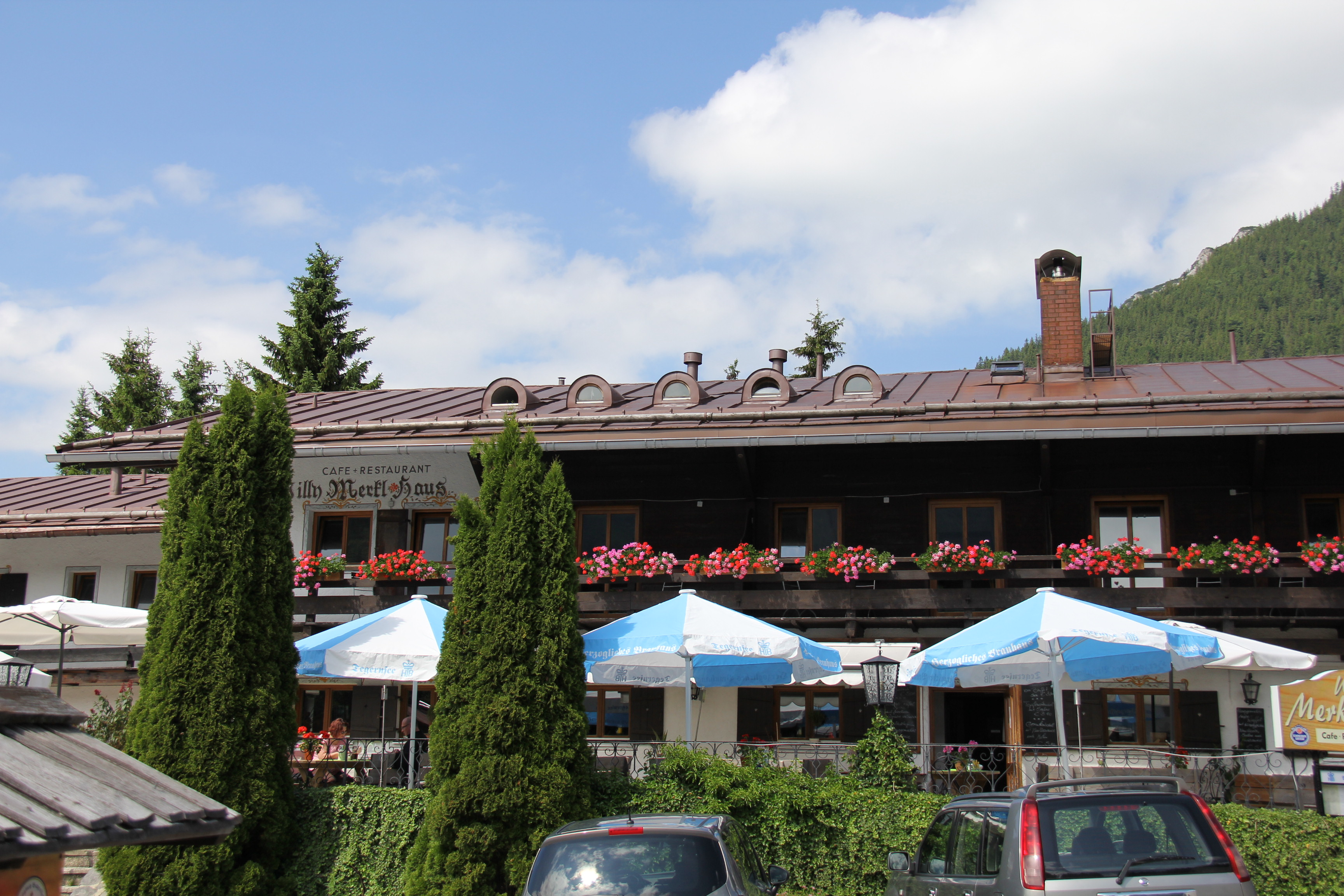 Berggasthof Willy Merkl Haus in Spitzingsee • HolidayCheck