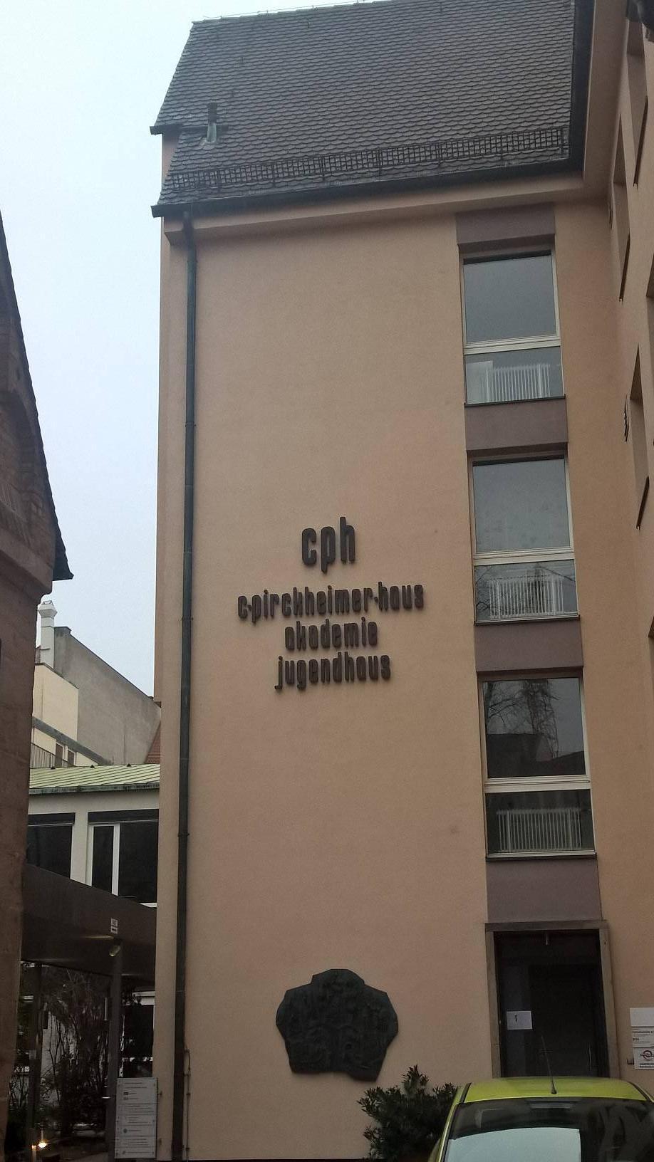 Tagungshaus Caritas-Pirckheimer-Haus In Nürnberg