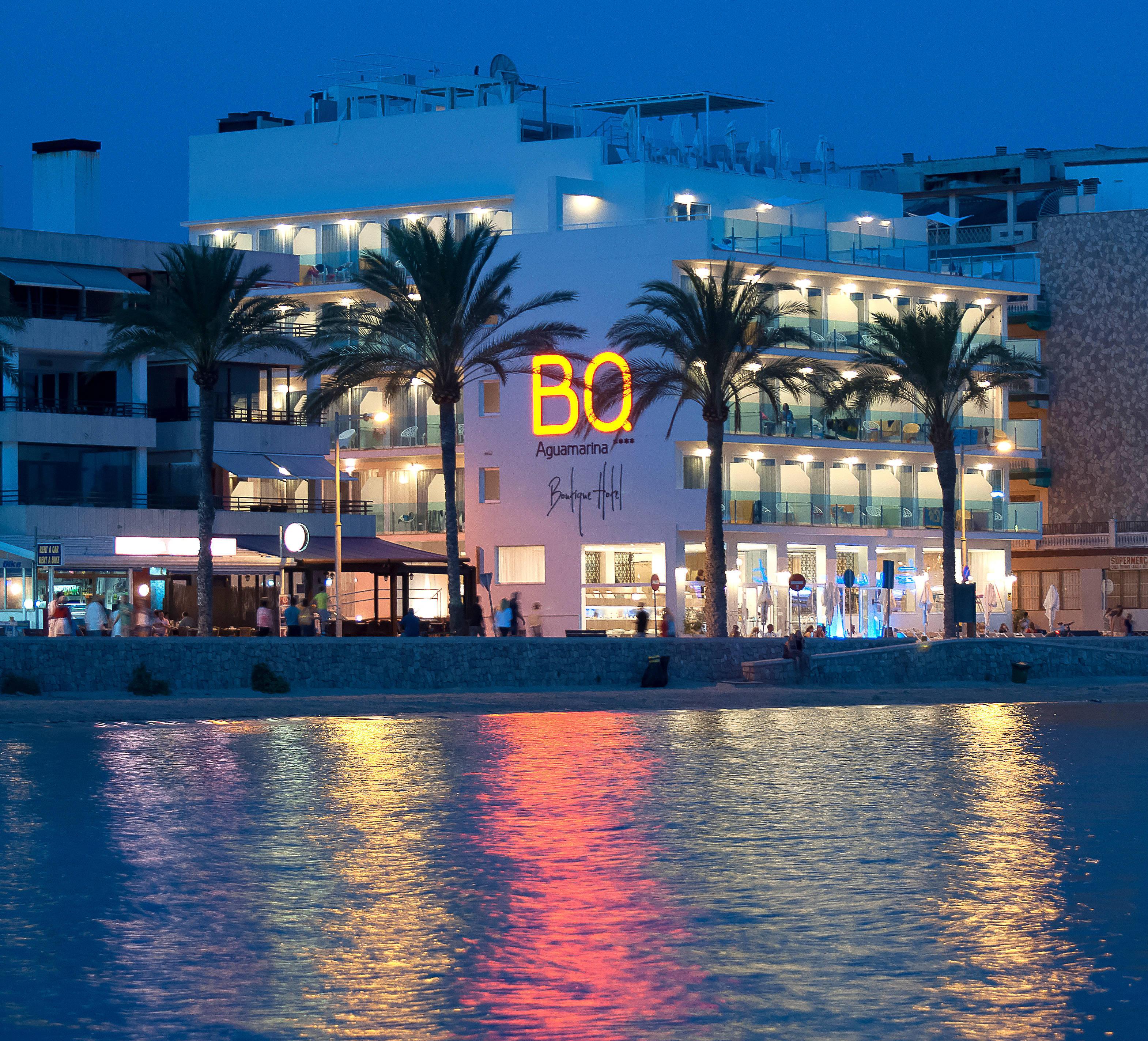 Bq aguamarina boutique hotel in can pastilla for Design boutique hotels mallorca