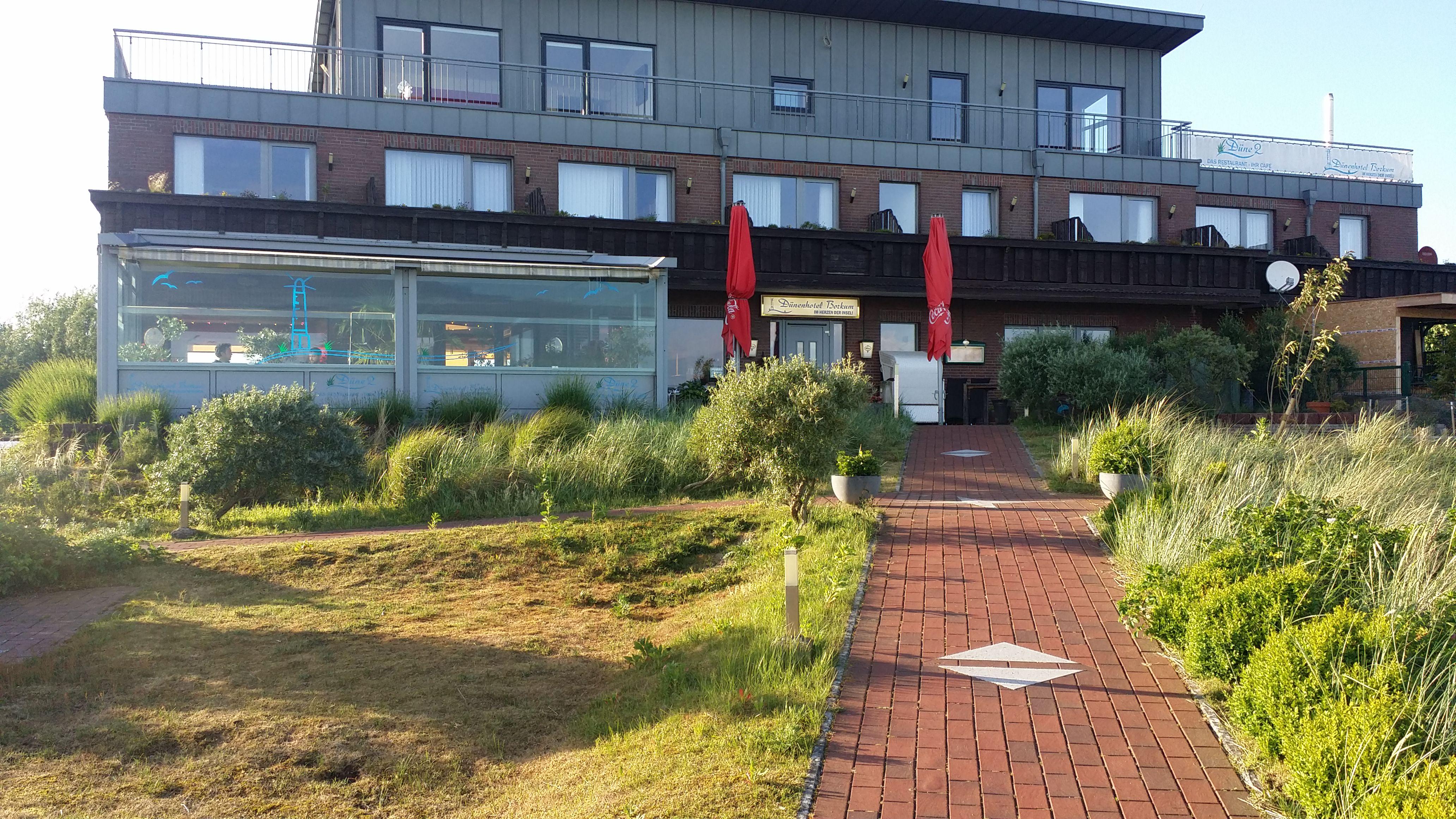 Dünenhotel Borkum in Borkum • HolidayCheck