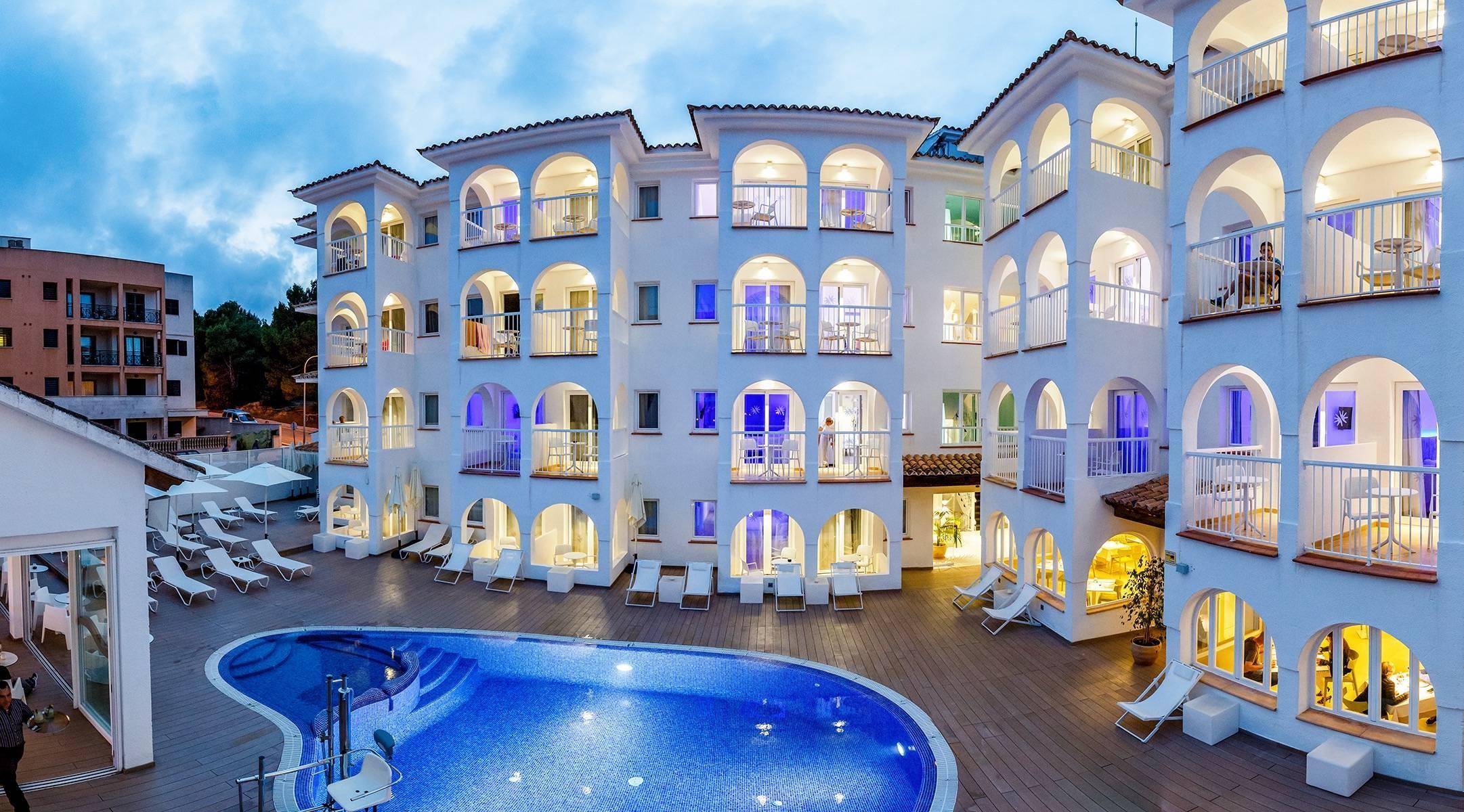 Hotel Bahia Cala Ratjada Mallorca