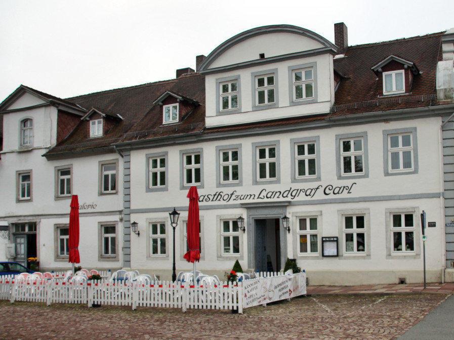 Hotel Landgraf Carl Bad Karlshafen