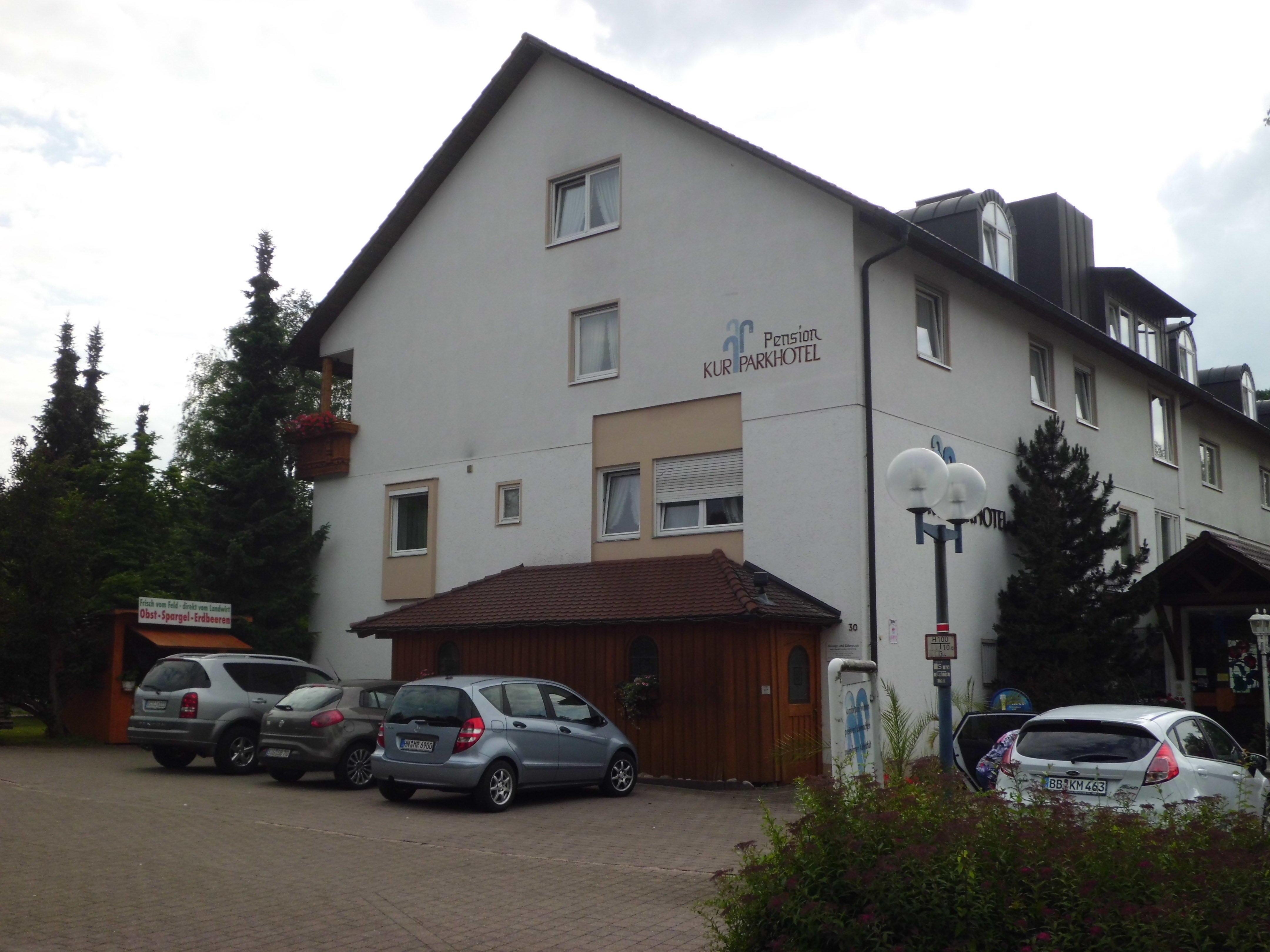 kurparkhotel in bad waldsee holidaycheck baden w rttemberg deutschland. Black Bedroom Furniture Sets. Home Design Ideas