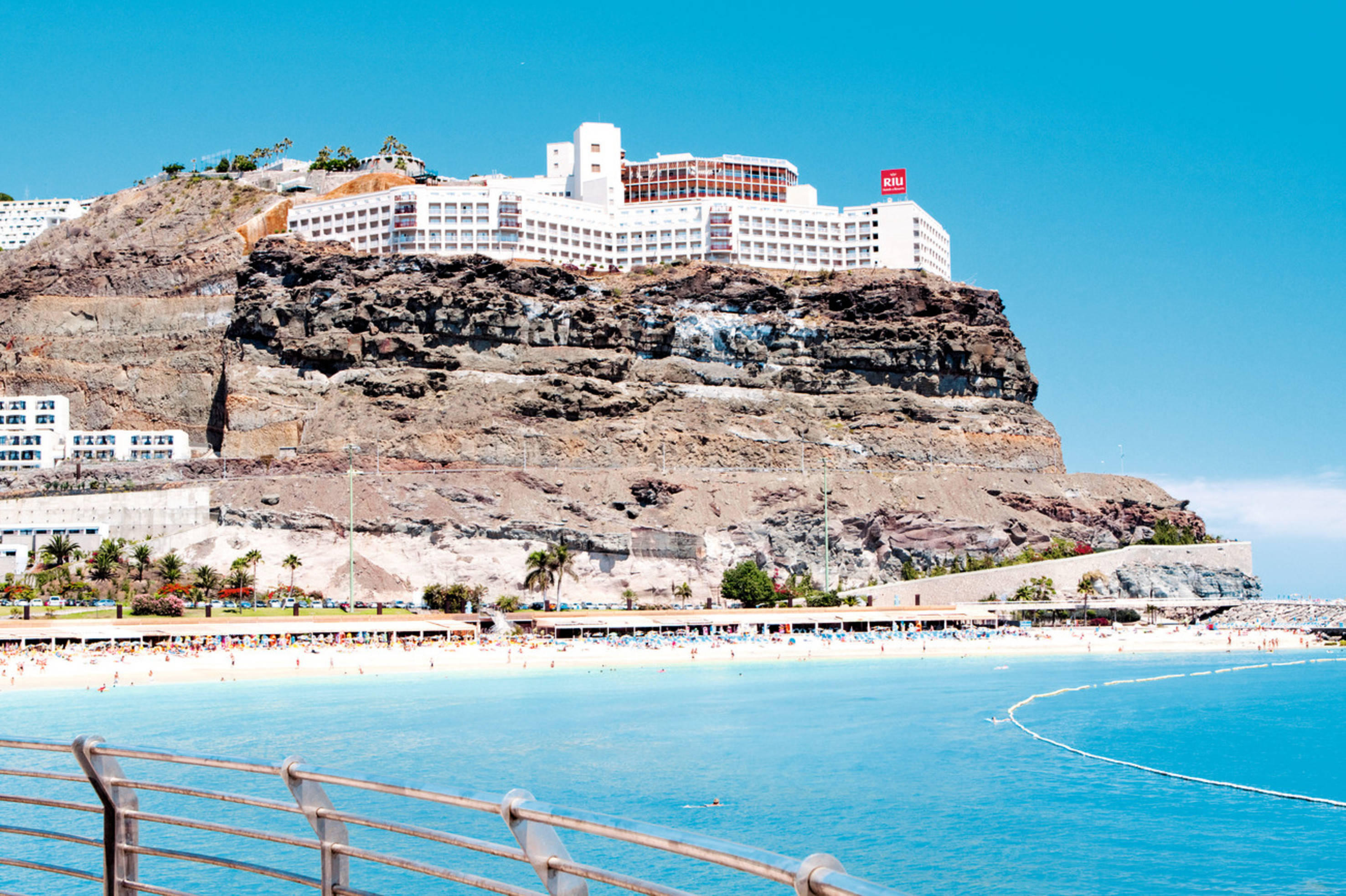 clubhotel riu vistamar in puerto rico holidaycheck gran canaria spanien. Black Bedroom Furniture Sets. Home Design Ideas
