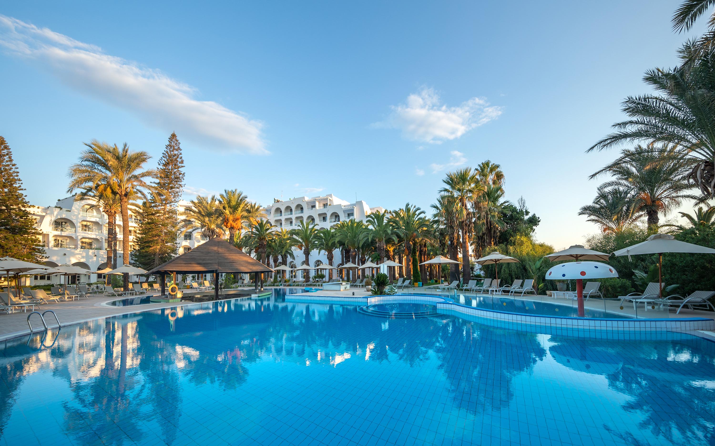 Hotel Marhaba Beach Sousse Tunesien