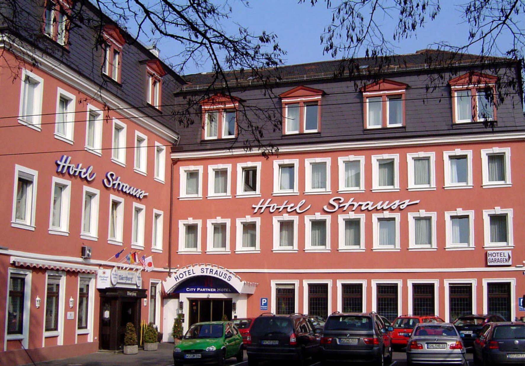 city partner hotel strauss in w rzburg holidaycheck On hotels am main nahe wurzburg