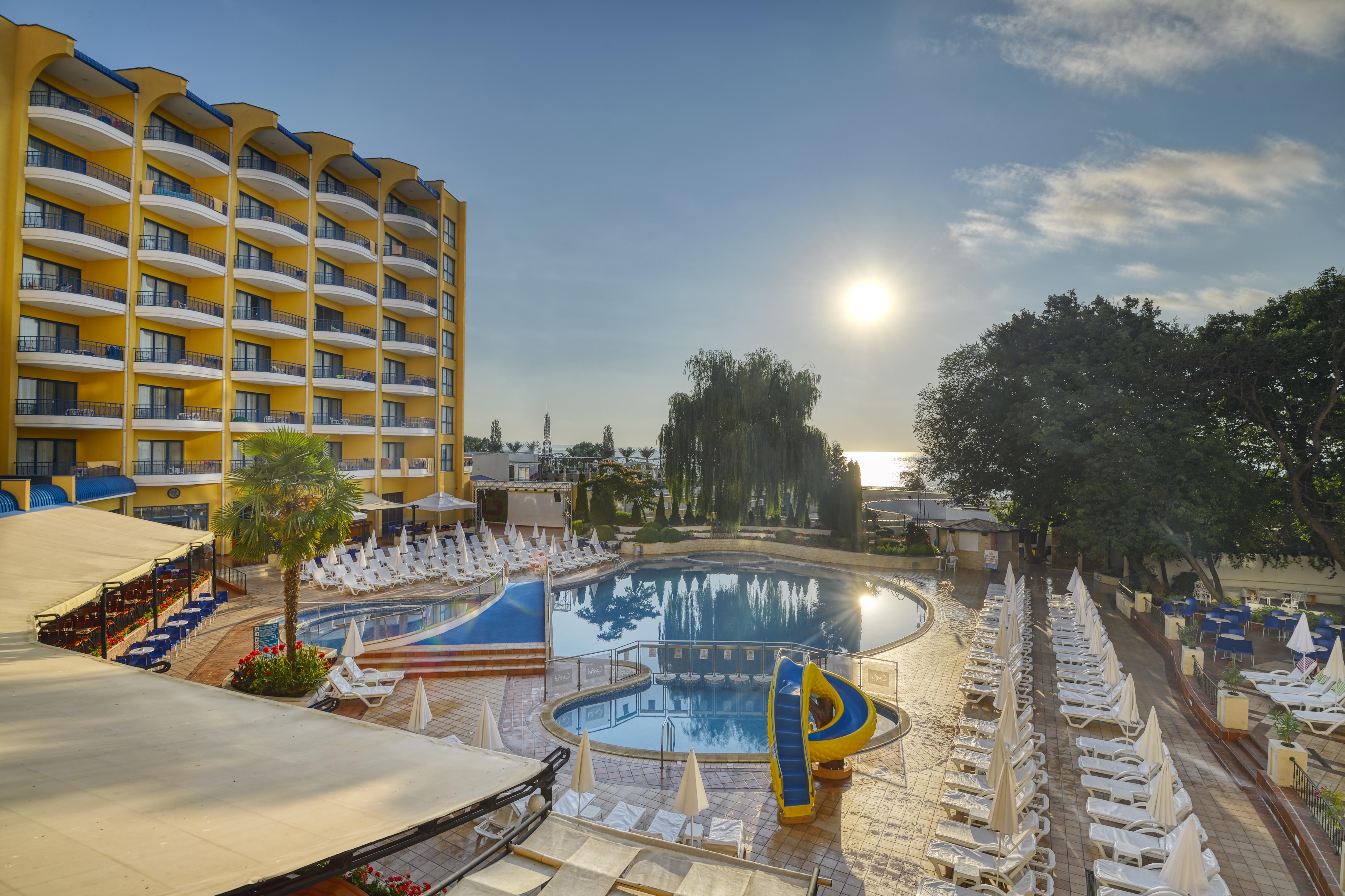 Grand Hotel Varna Bulgaria