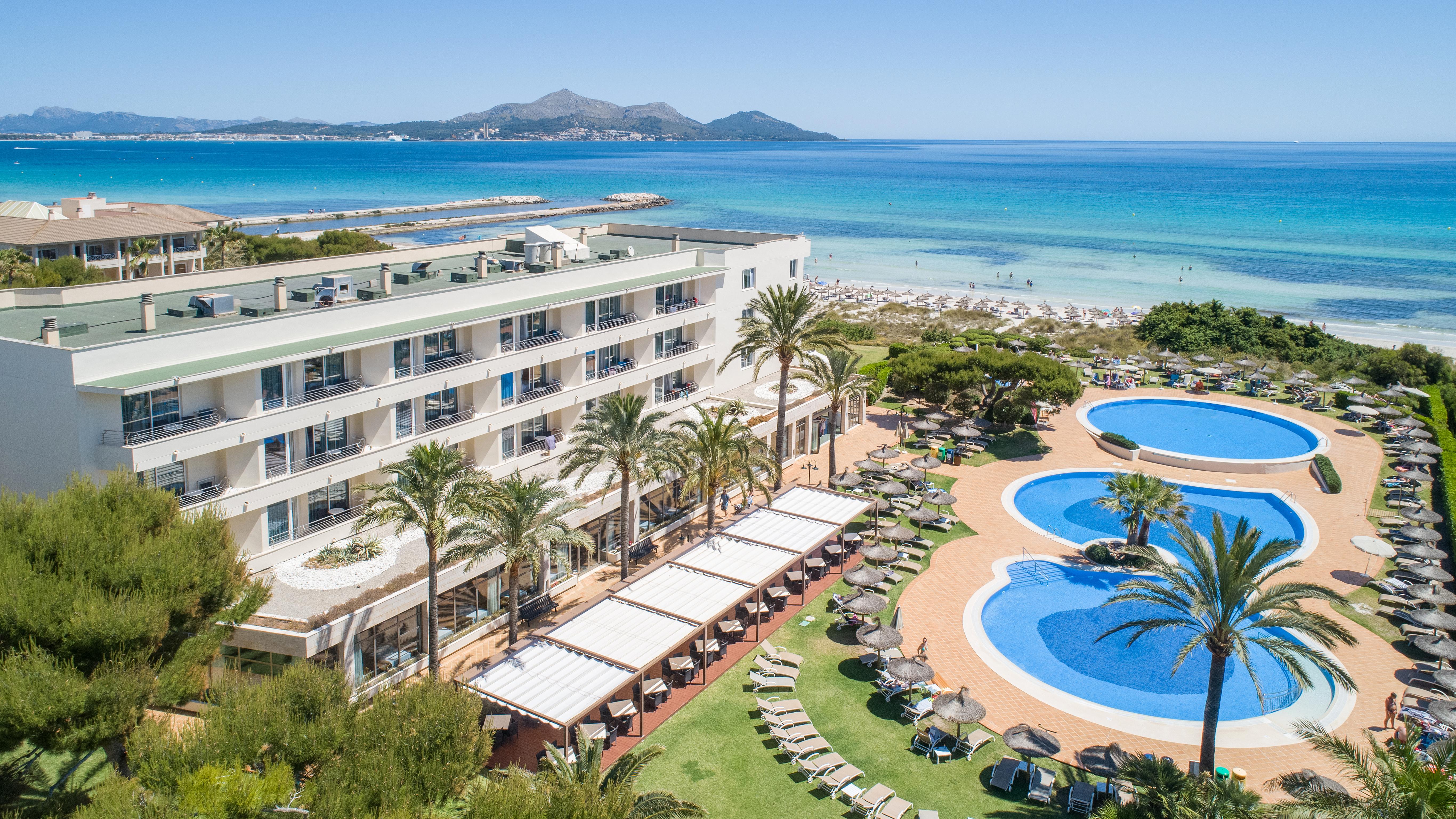 Hotel Natura Playa Alcudia
