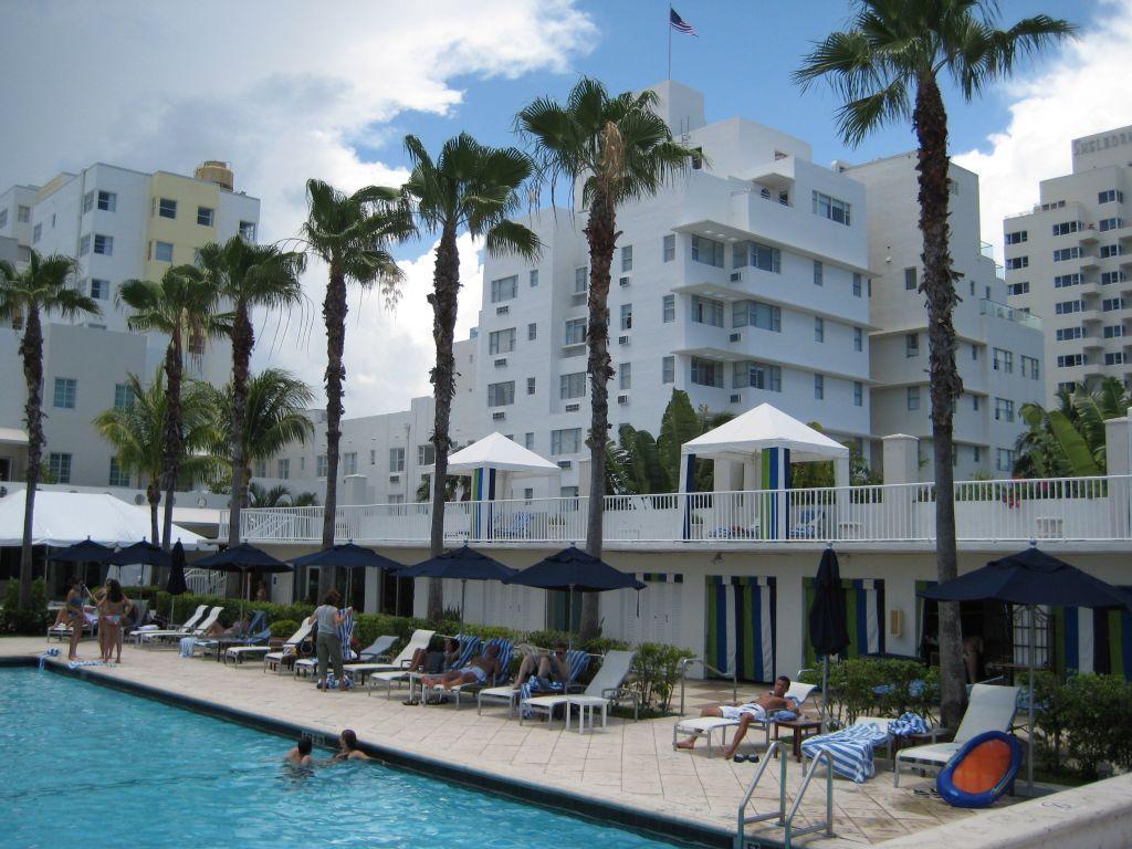 Surfcomber Miami South Beach A Kimpton Hotel In Miami