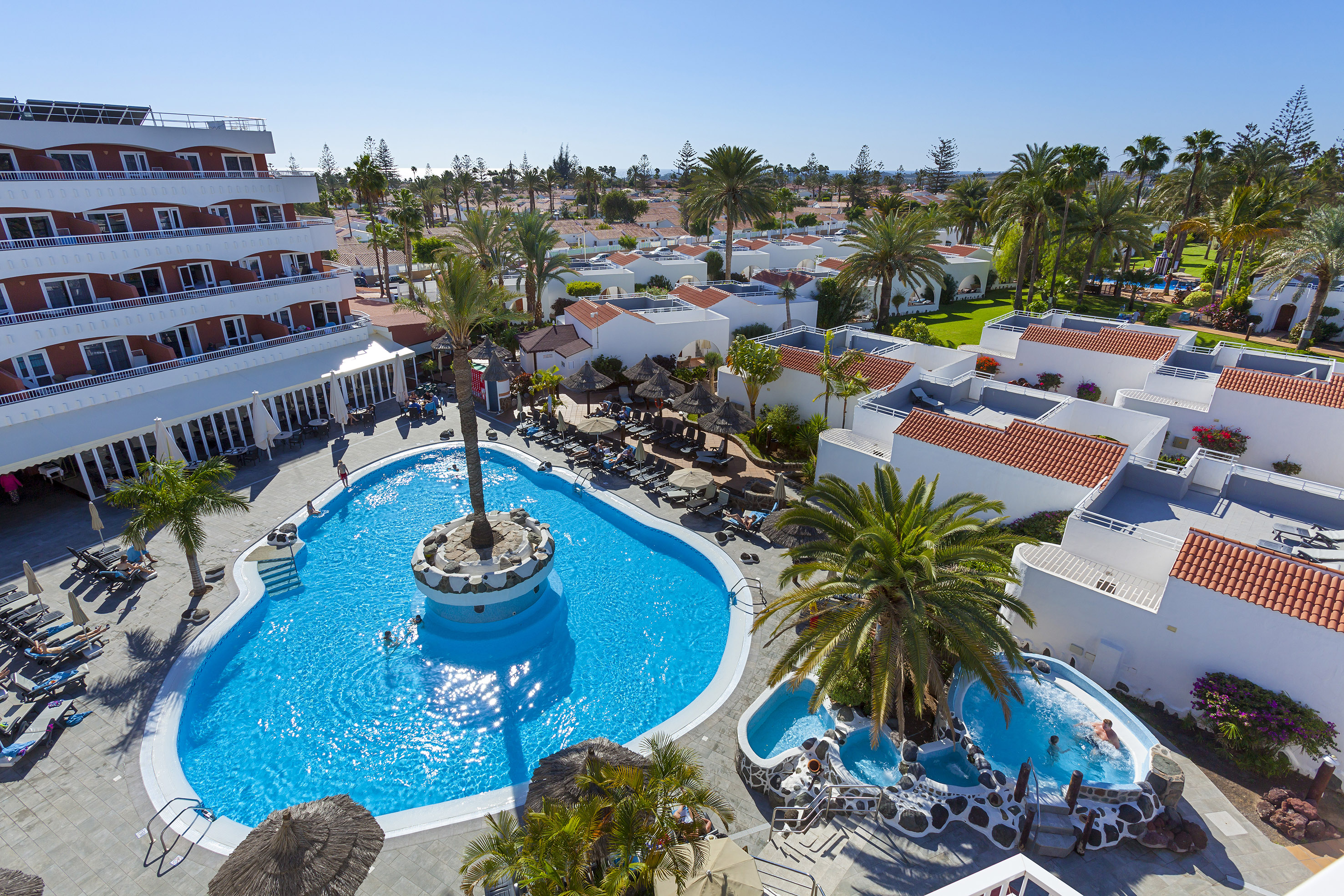 apartments and bungalows sol barbacan in playa del ingles holidaycheck gran canaria spanien. Black Bedroom Furniture Sets. Home Design Ideas
