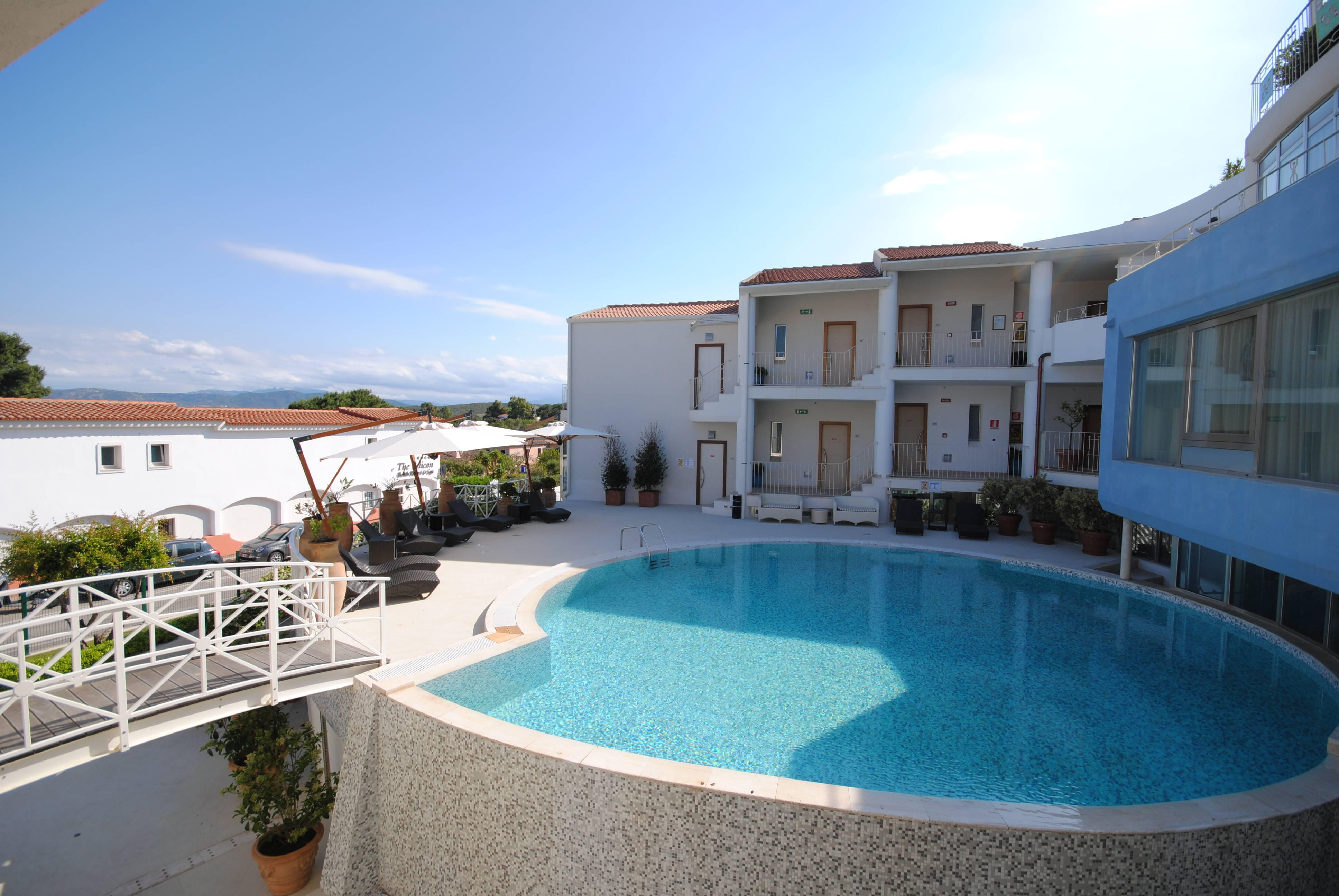 The Pelican Beach Resort And Spa Sardinia