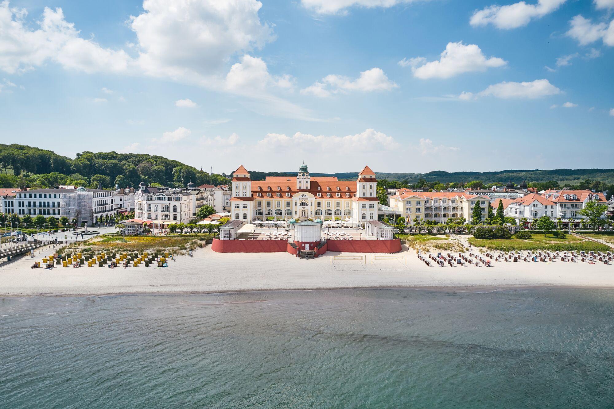 hotel travel charme kurhaus binz in binz auf r gen holidaycheck mecklenburg vorpommern. Black Bedroom Furniture Sets. Home Design Ideas