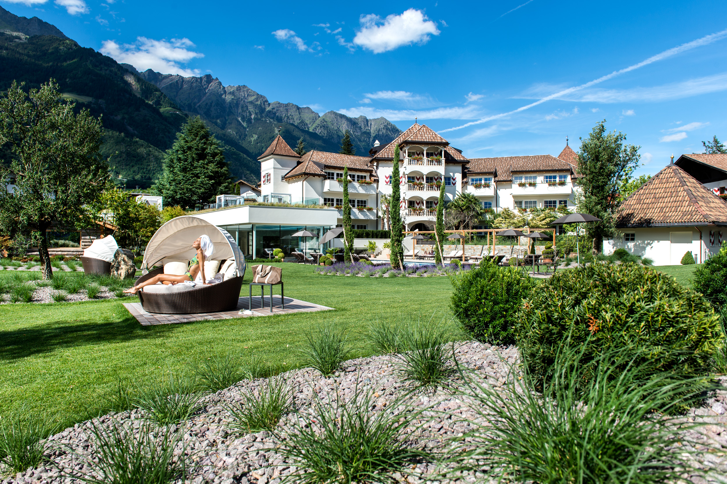 Hotels In Partschins