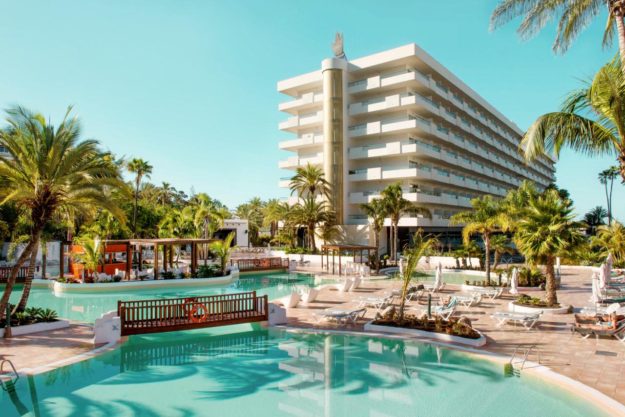 Sentido gran canaria princess in playa del ingles for Design hotel gran canaria