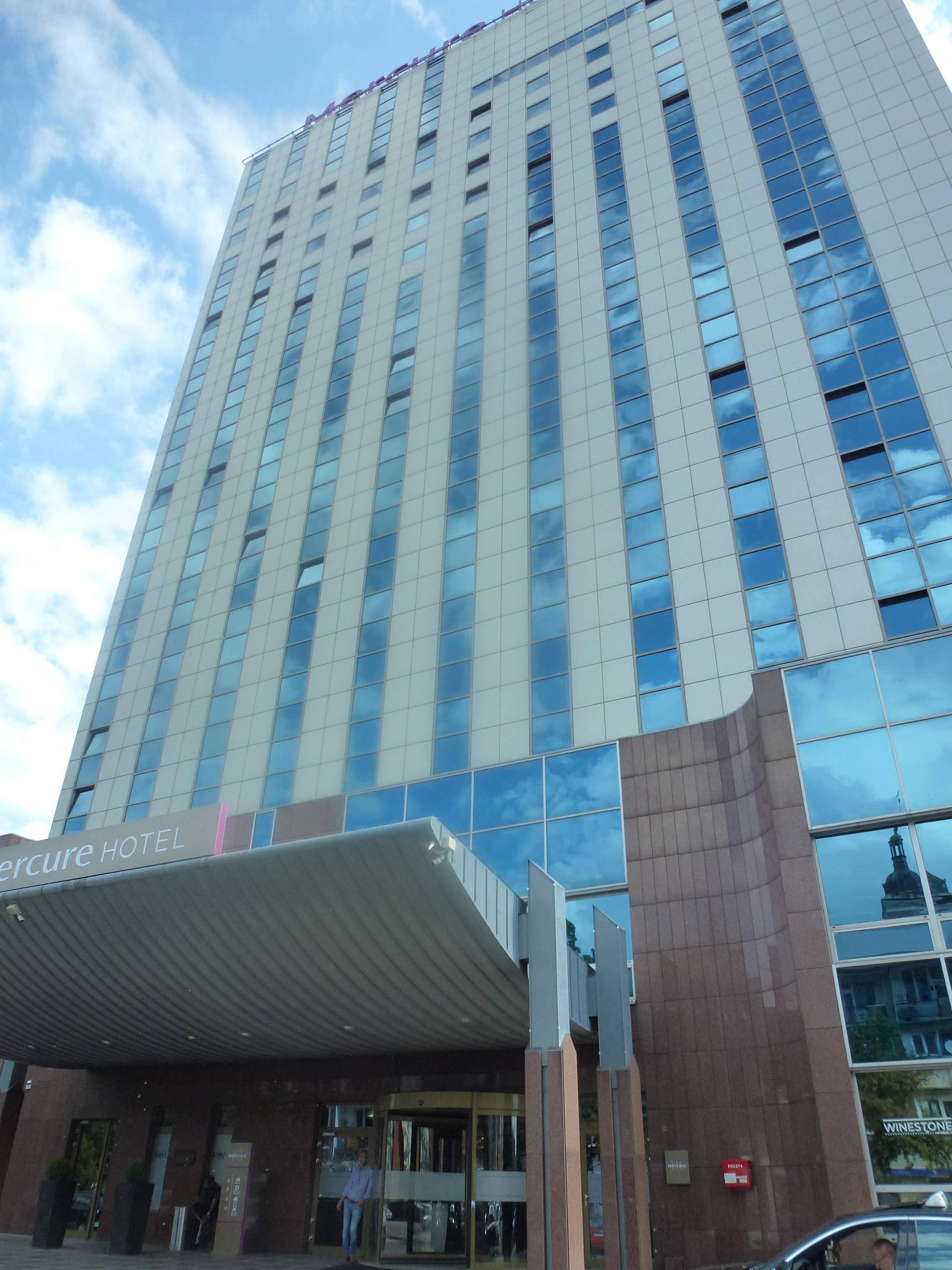 Danzig Hotel Mercure Stare Miasto