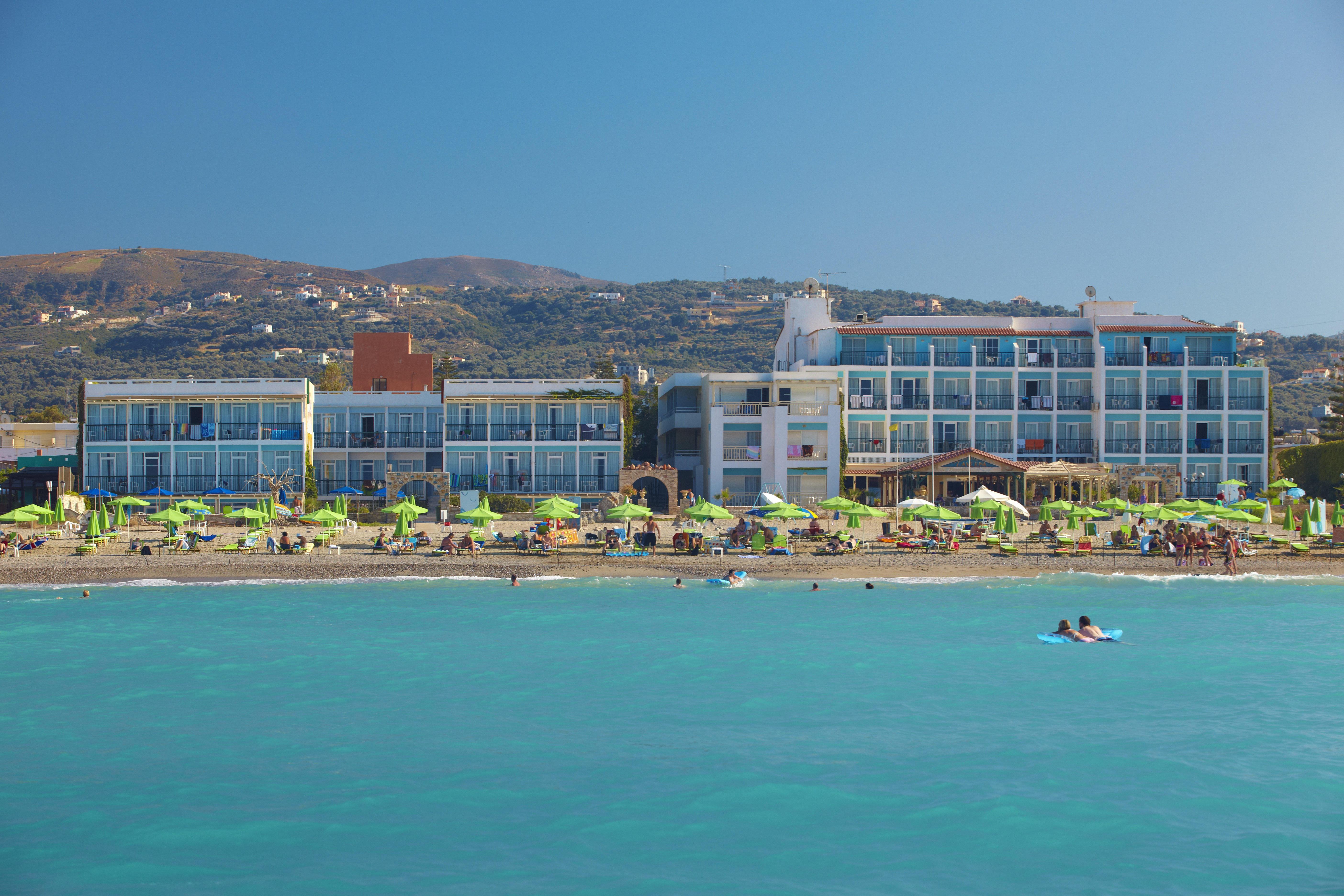 Hotel Golden Beach Kreta Rethymno