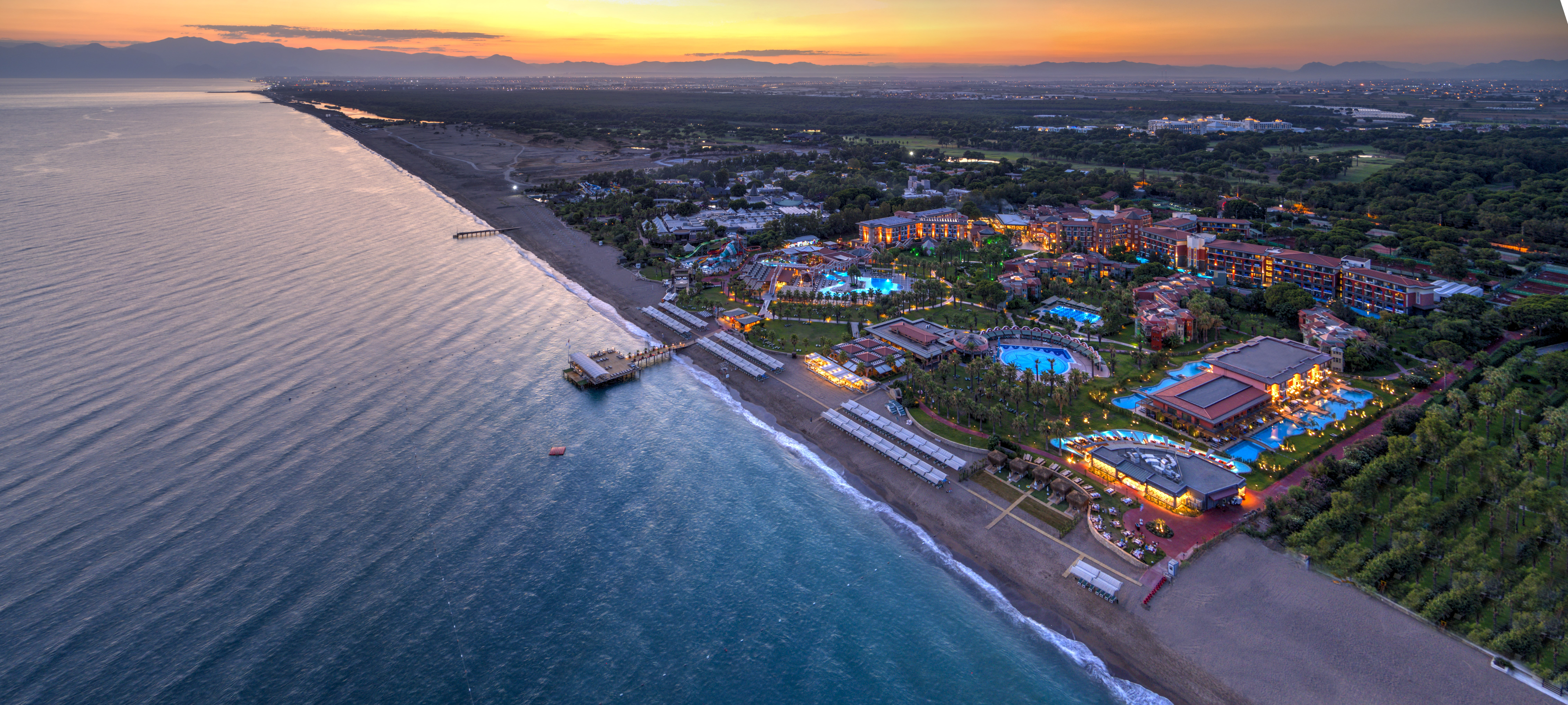 Hotel Crystal Paraiso Verde Resort Belek
