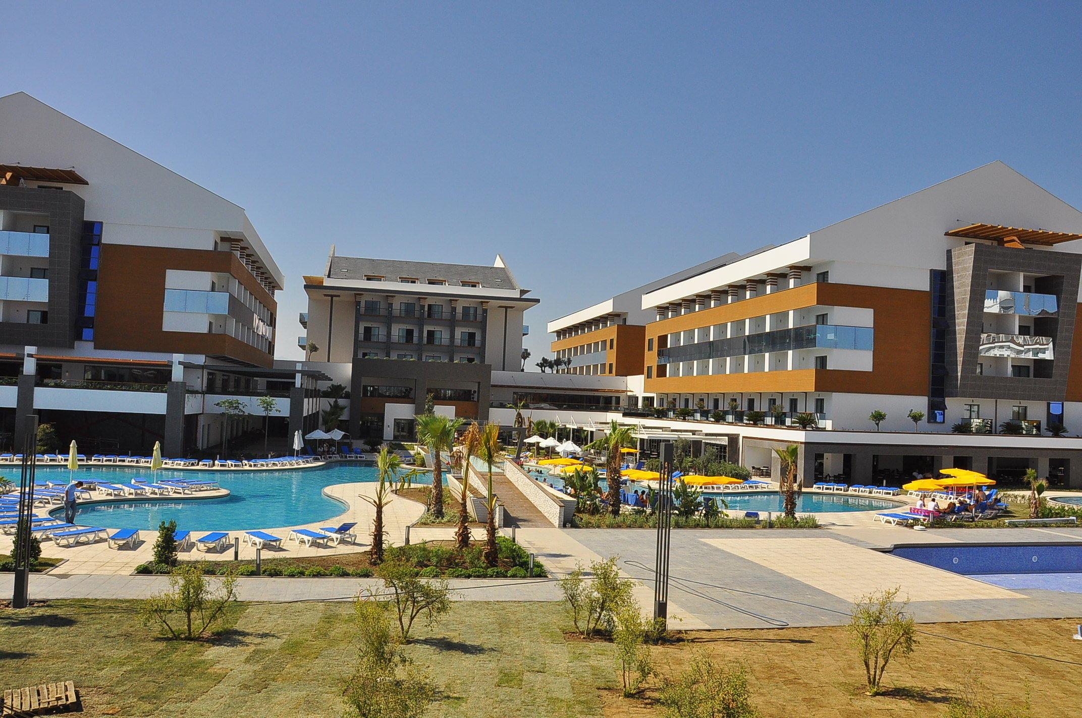 Hotel Sunshine Alanya Bewertung