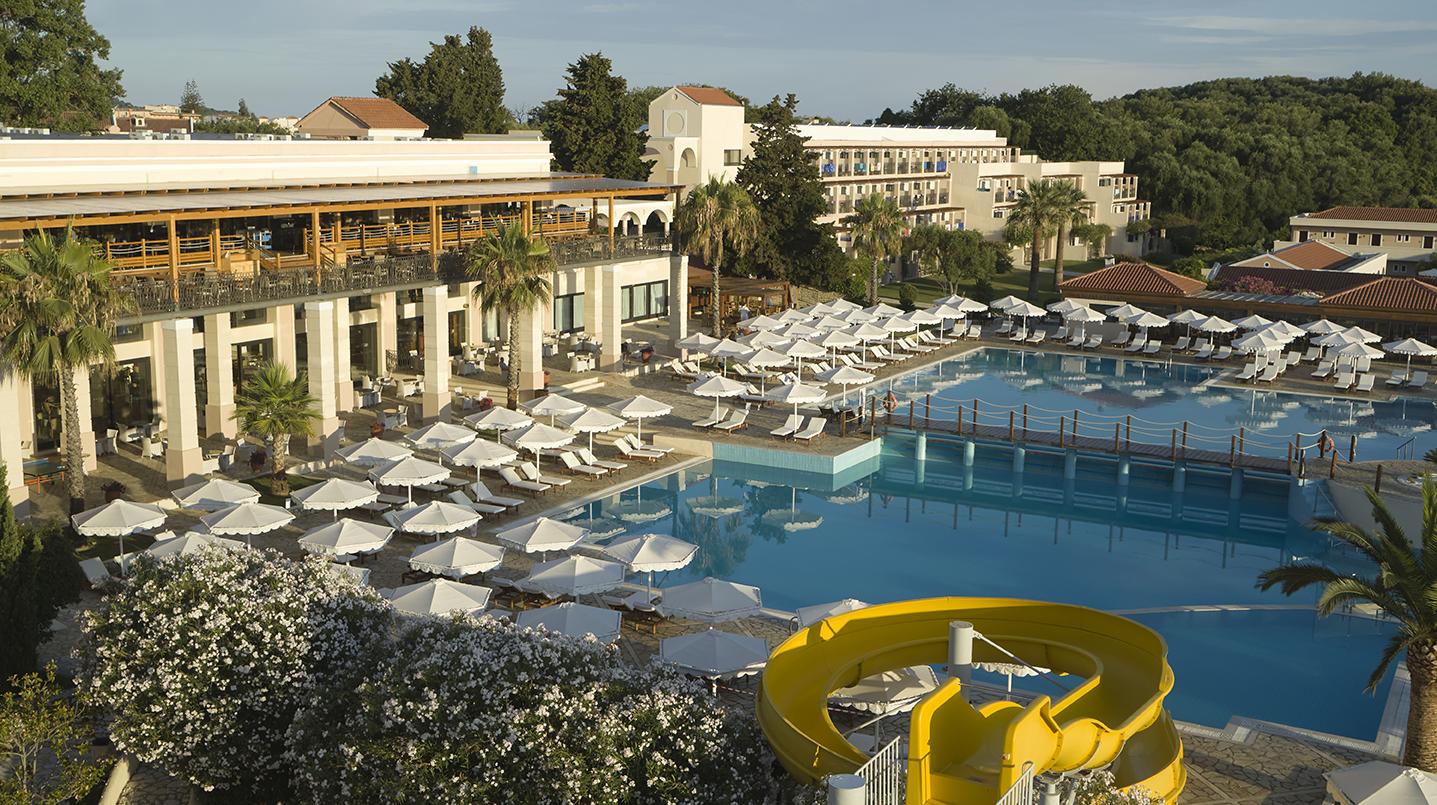 Sterne Hotel Acharavi Beach