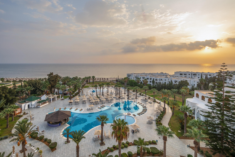 Hotel Marhaba Palace In Port El Kantaoui Holidaycheck