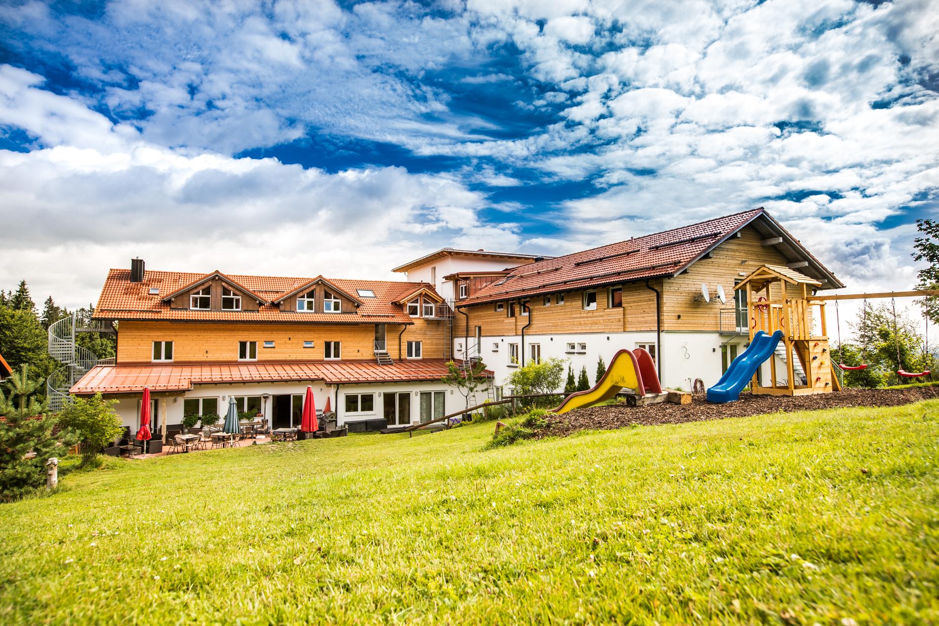 Landhotel Haus Waldeck in Mitterfirmiansreut