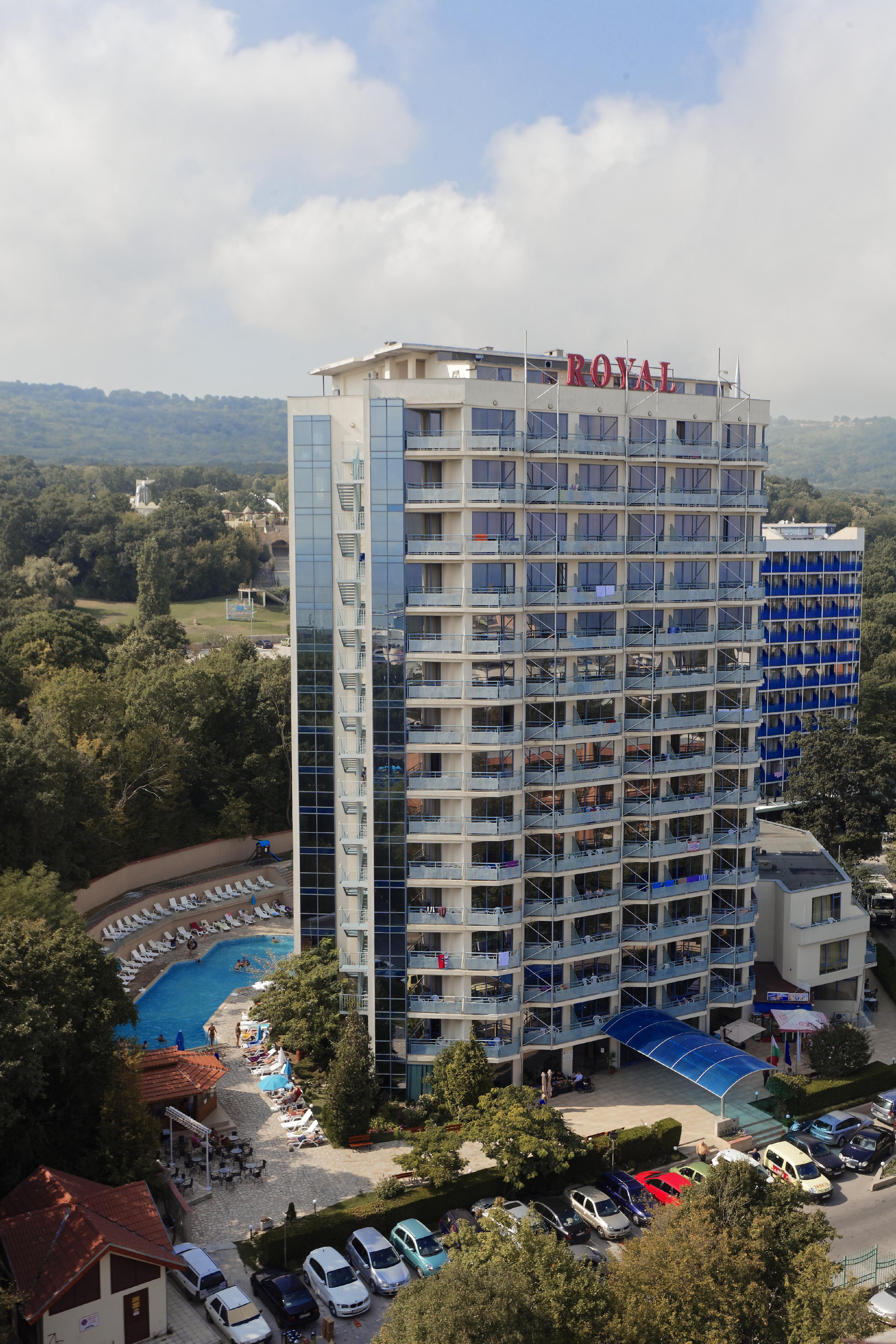 Hotel Royal Bulgarien