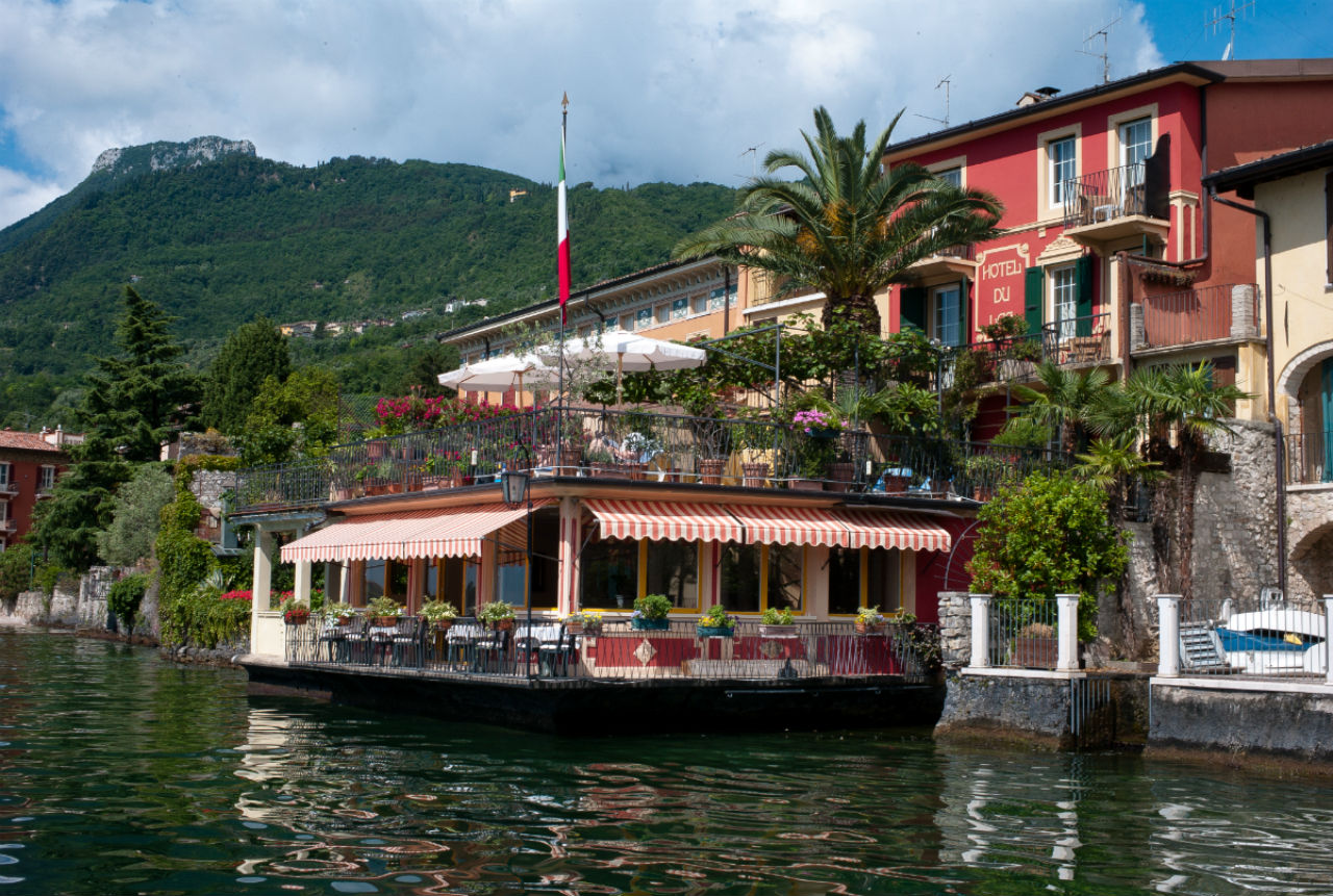 Hotel Du Lac In Gargnano Holidaycheck Lombardei Italien
