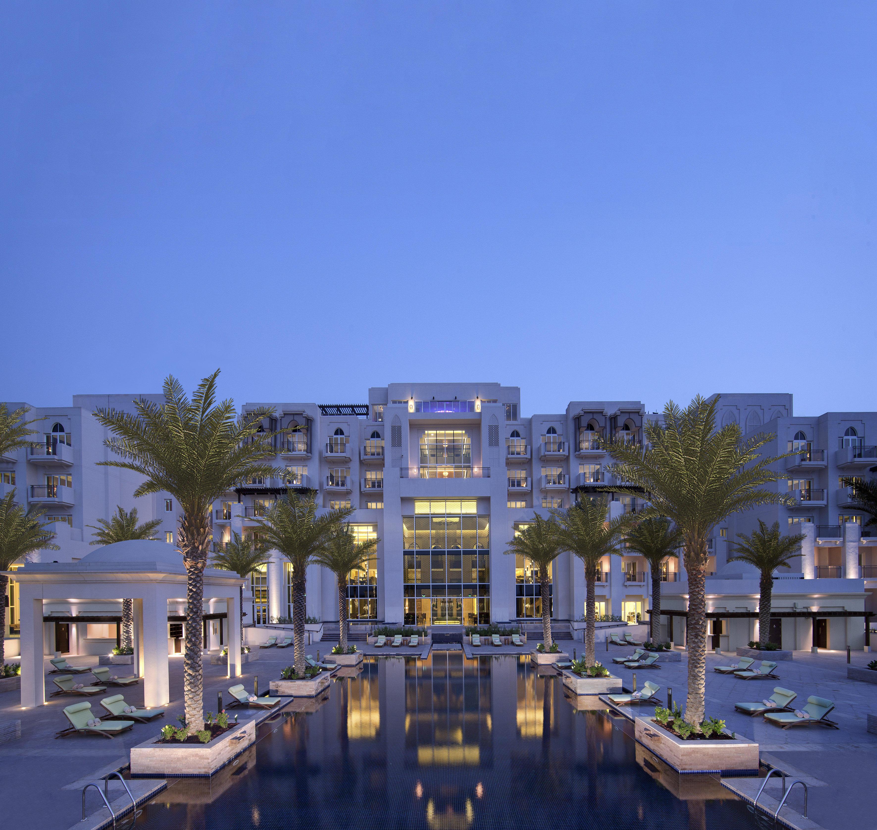 Anantara Eastern Mangroves Hotel & Spa In Abu Dhabi