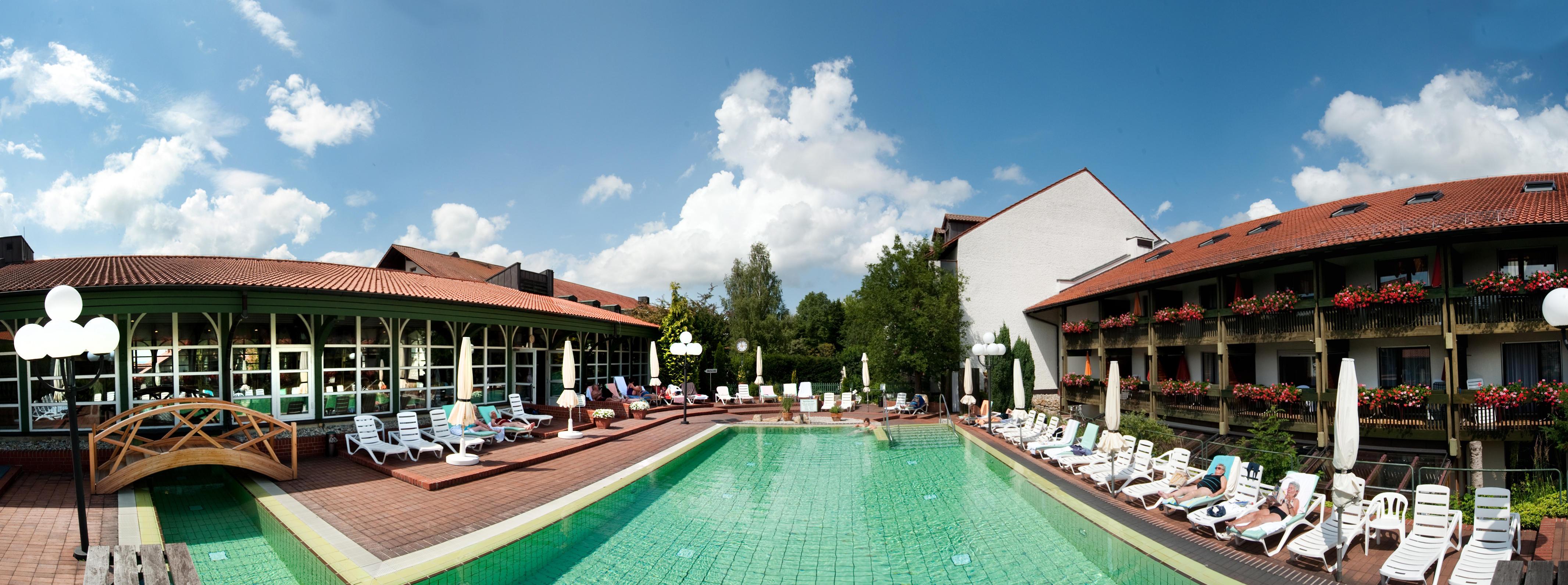 Hotel Garni Glockenspiel Bad Griesbach Im Rottal