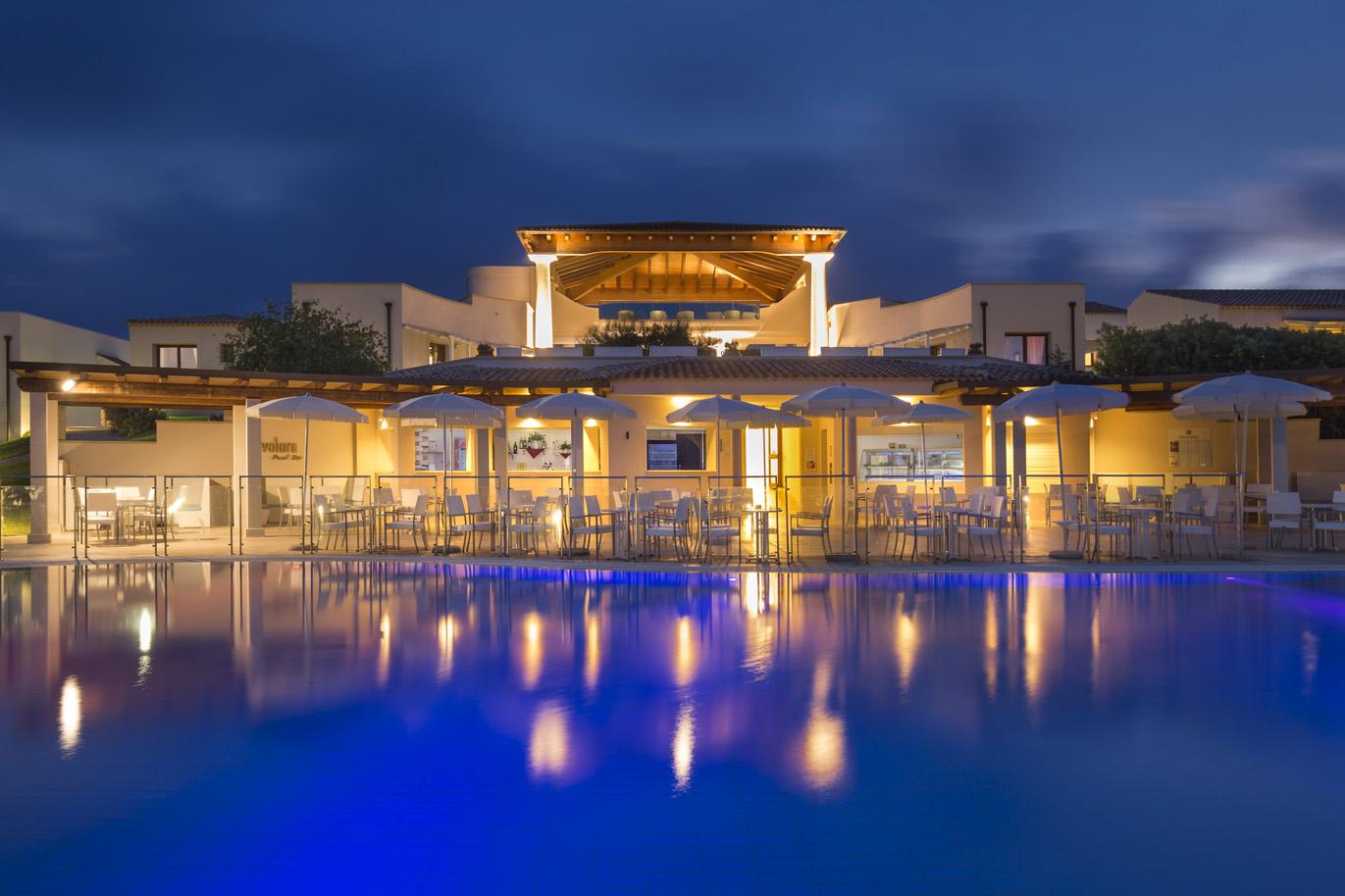 Grande Baia Resort Amp Spa In San Teodoro Holidaycheck