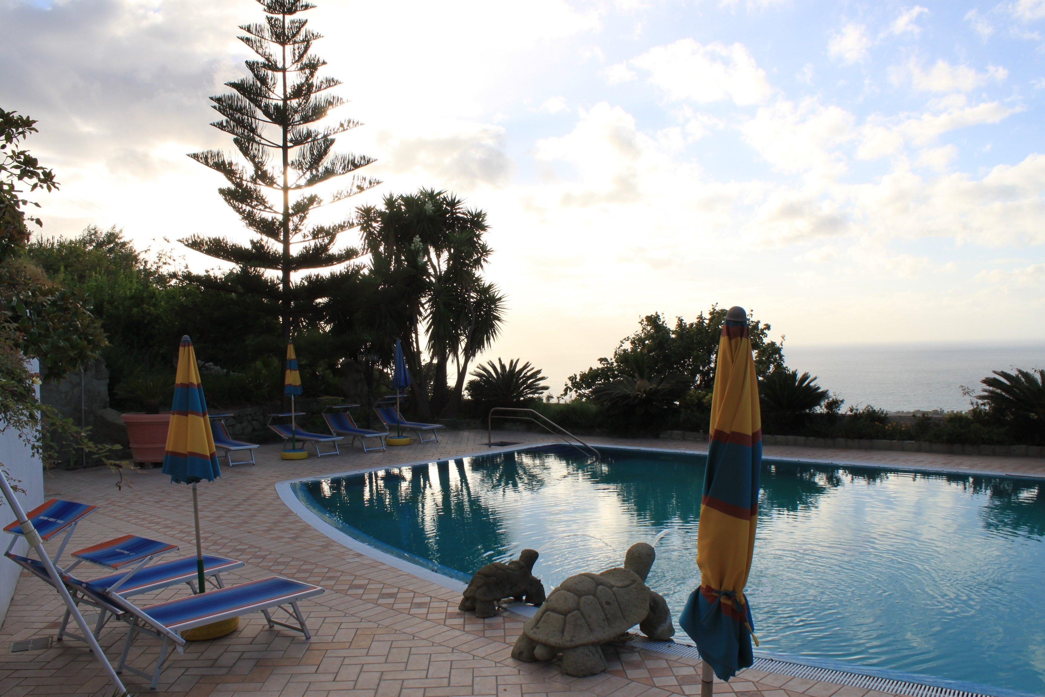 Italien Ischia Hotel La Beccaccia