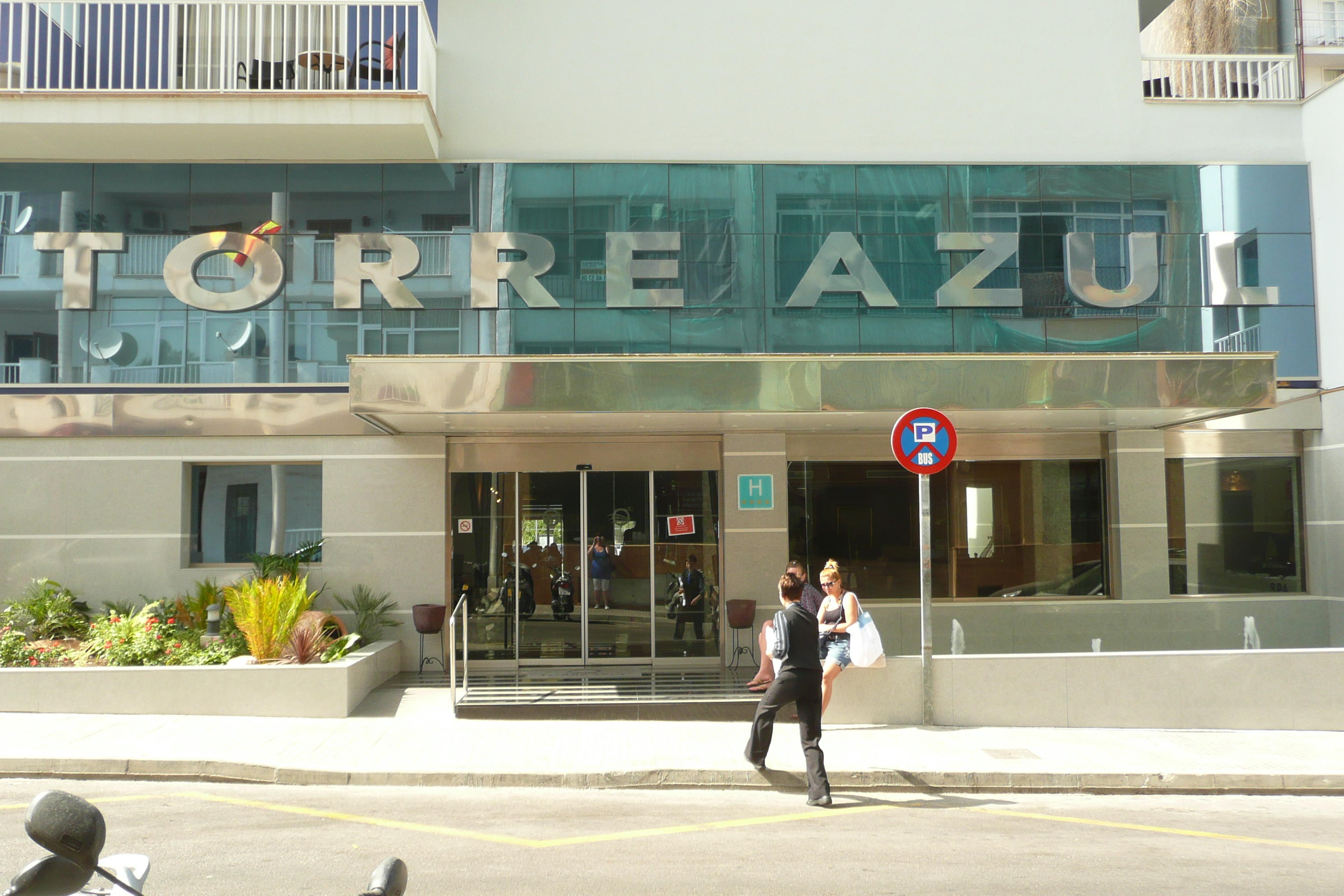 Hotel Torre Azul Bewertung