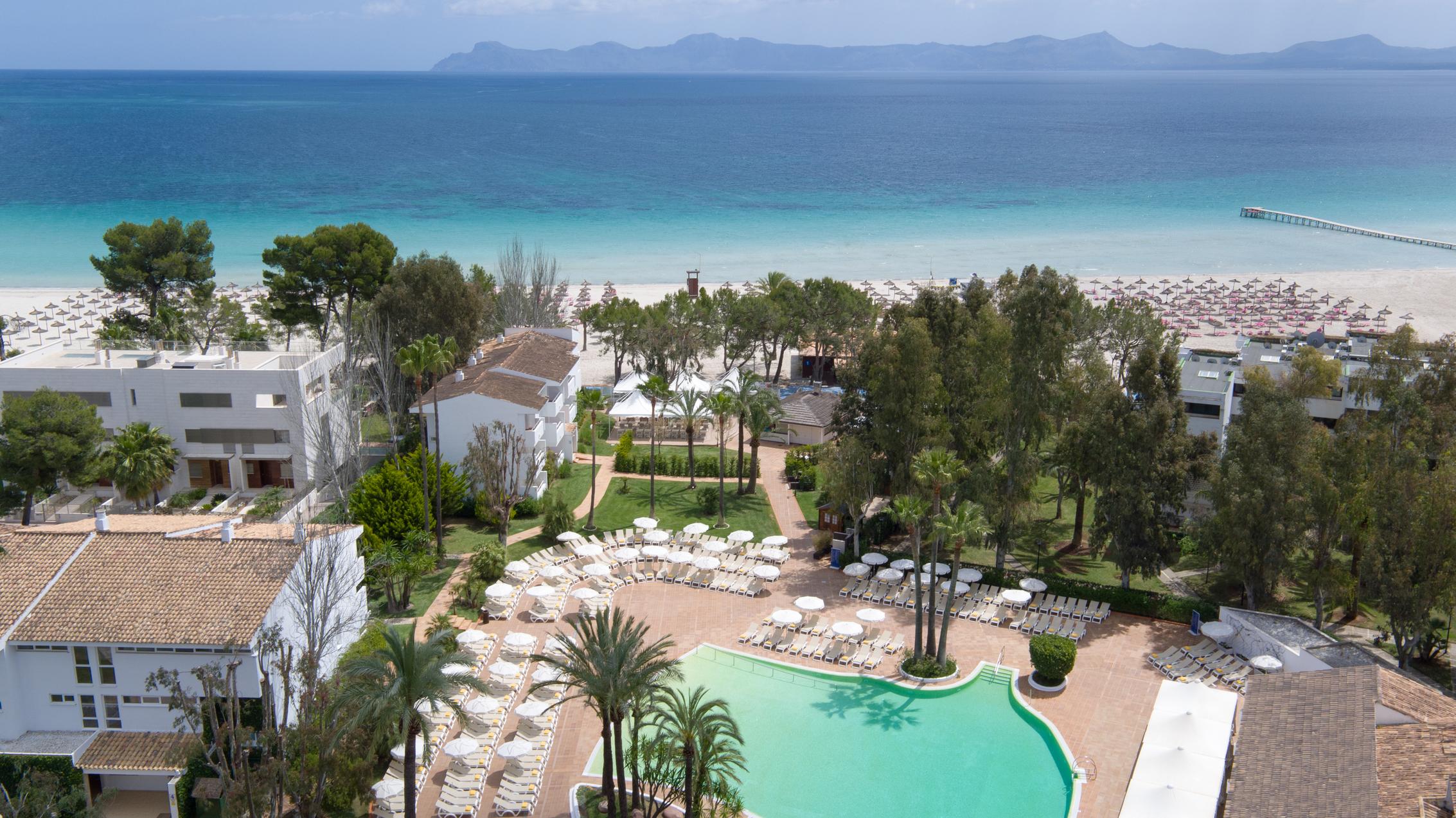 Hotel Iberostar Ciudad Blanca Alcudia Mallorca