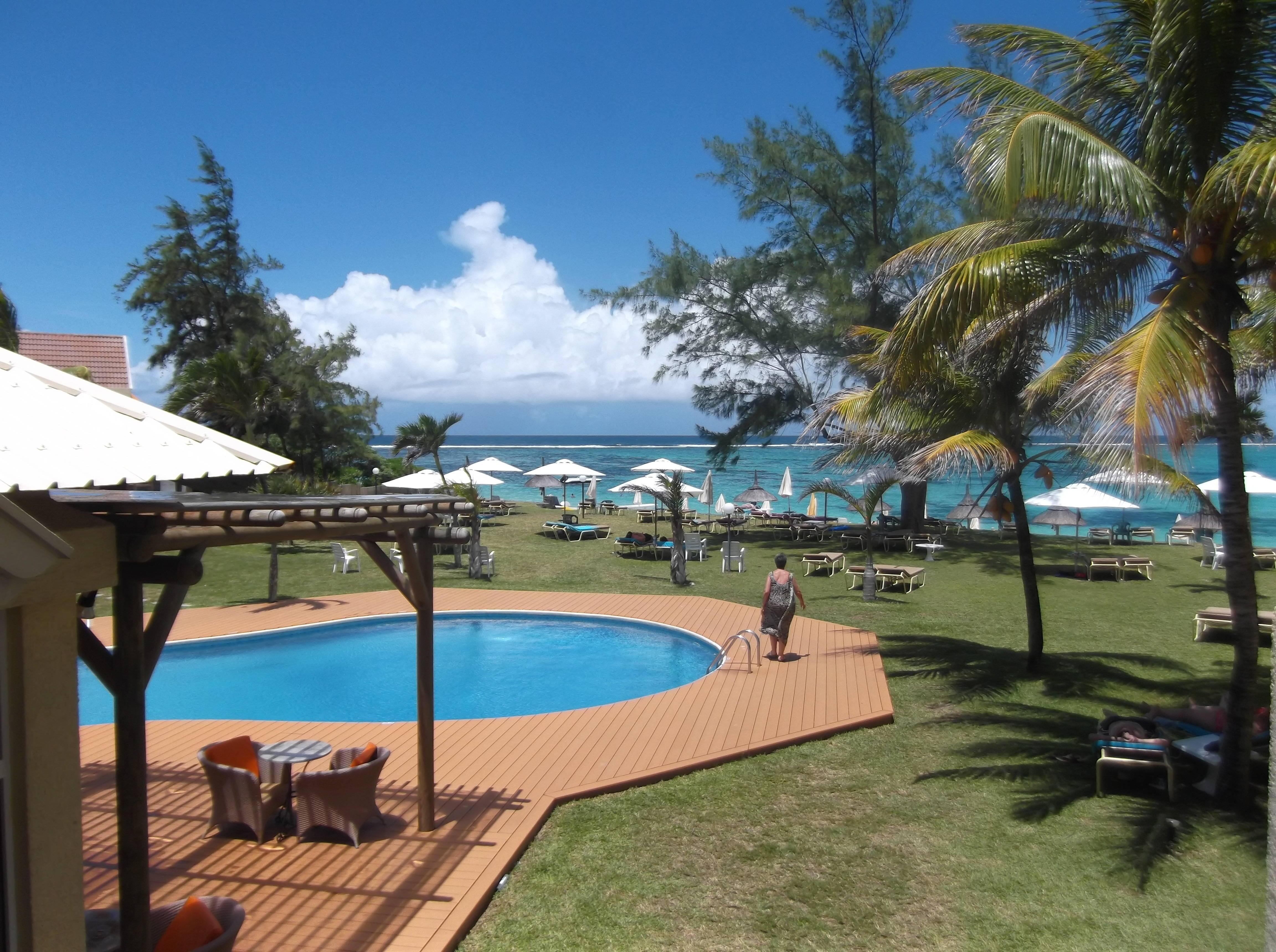 Silver Beach Hotel Mauritius Bewertung