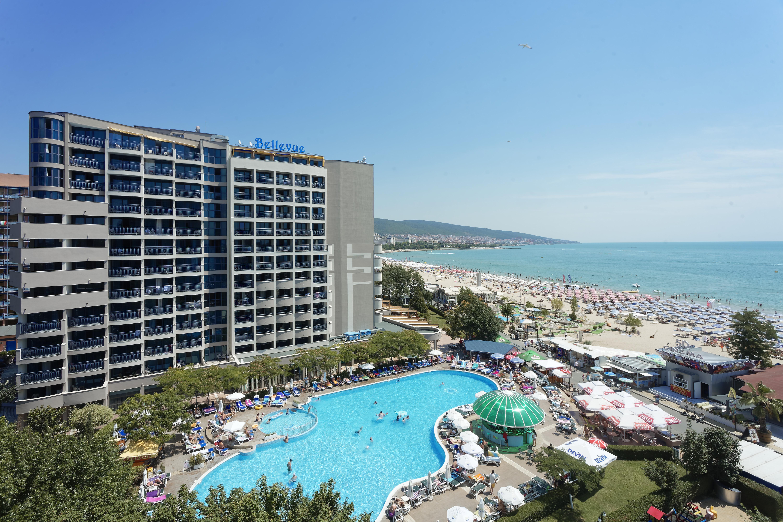 Hotel Sonnenstrand Bellevue Beach