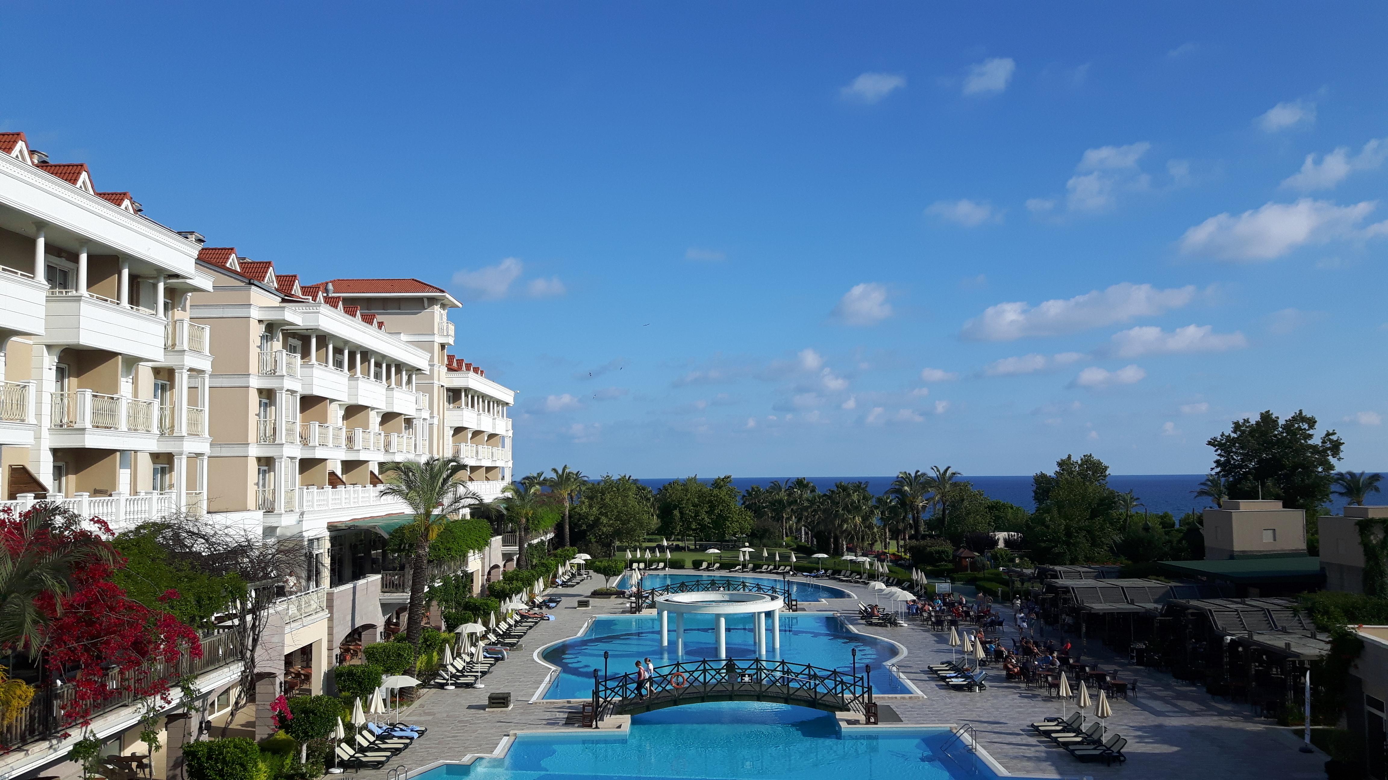 Trendy aspendos beach hotel in side g ndogdu for Trendy hotel