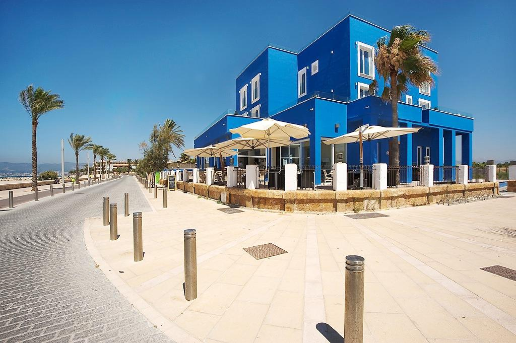 Ur hotel azul playa in coll d 39 en rabassa holidaycheck for Playa ciudad jardin