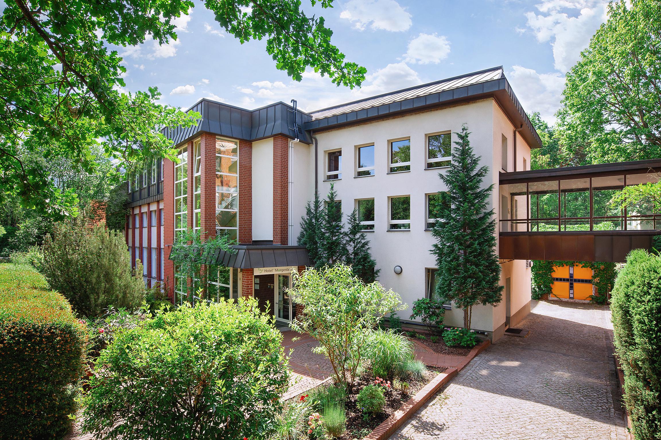 hotel morgenland in berlin steglitz zehlendorf holidaycheck berlin deutschland. Black Bedroom Furniture Sets. Home Design Ideas