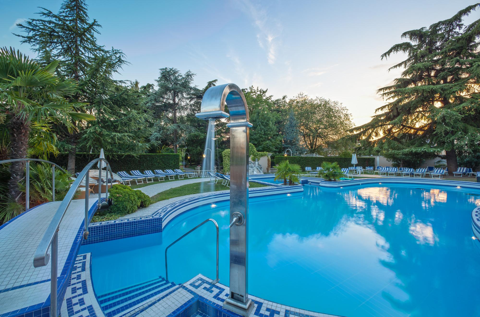 Sterne Hotel Abano Ritz Spa And Wellfeeling Resort