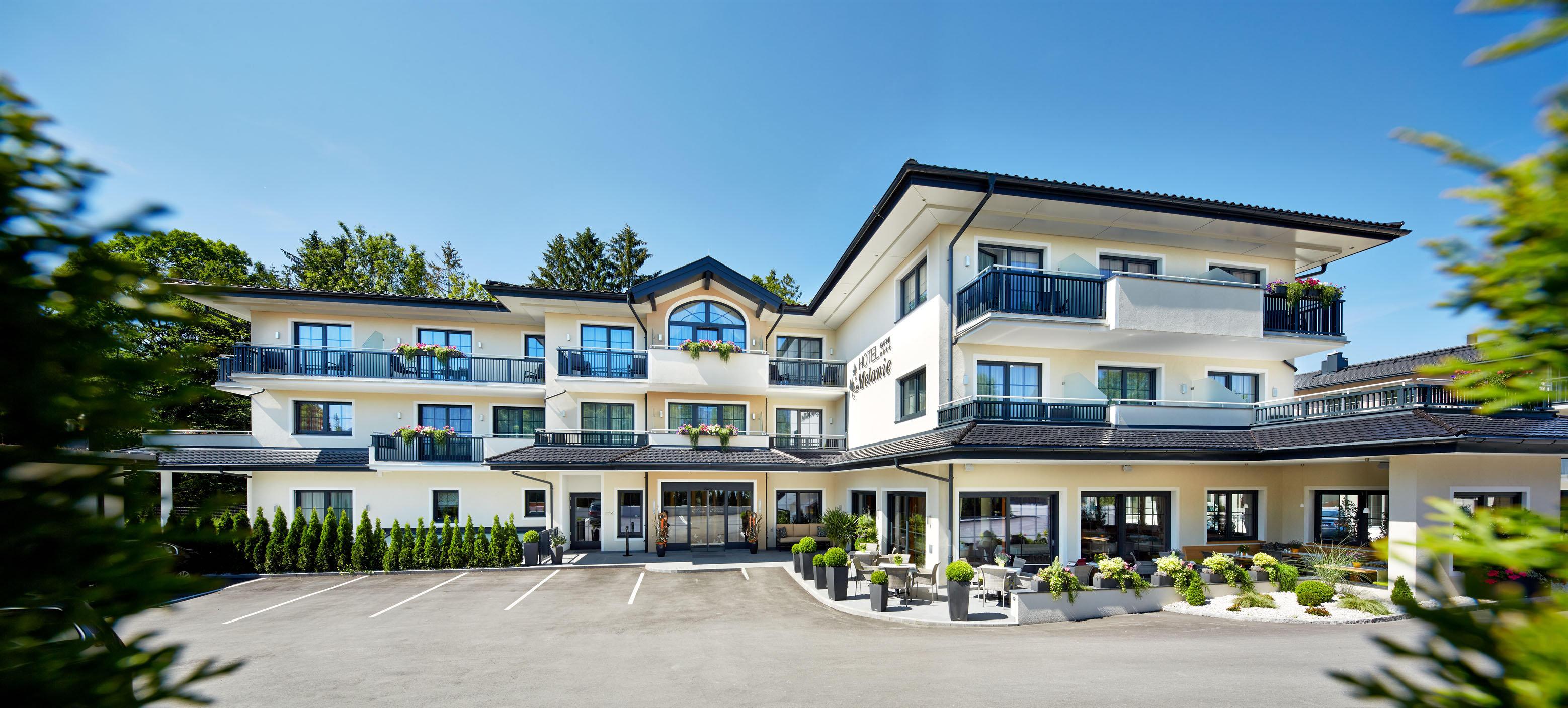 Hotel Melanie Salzburg