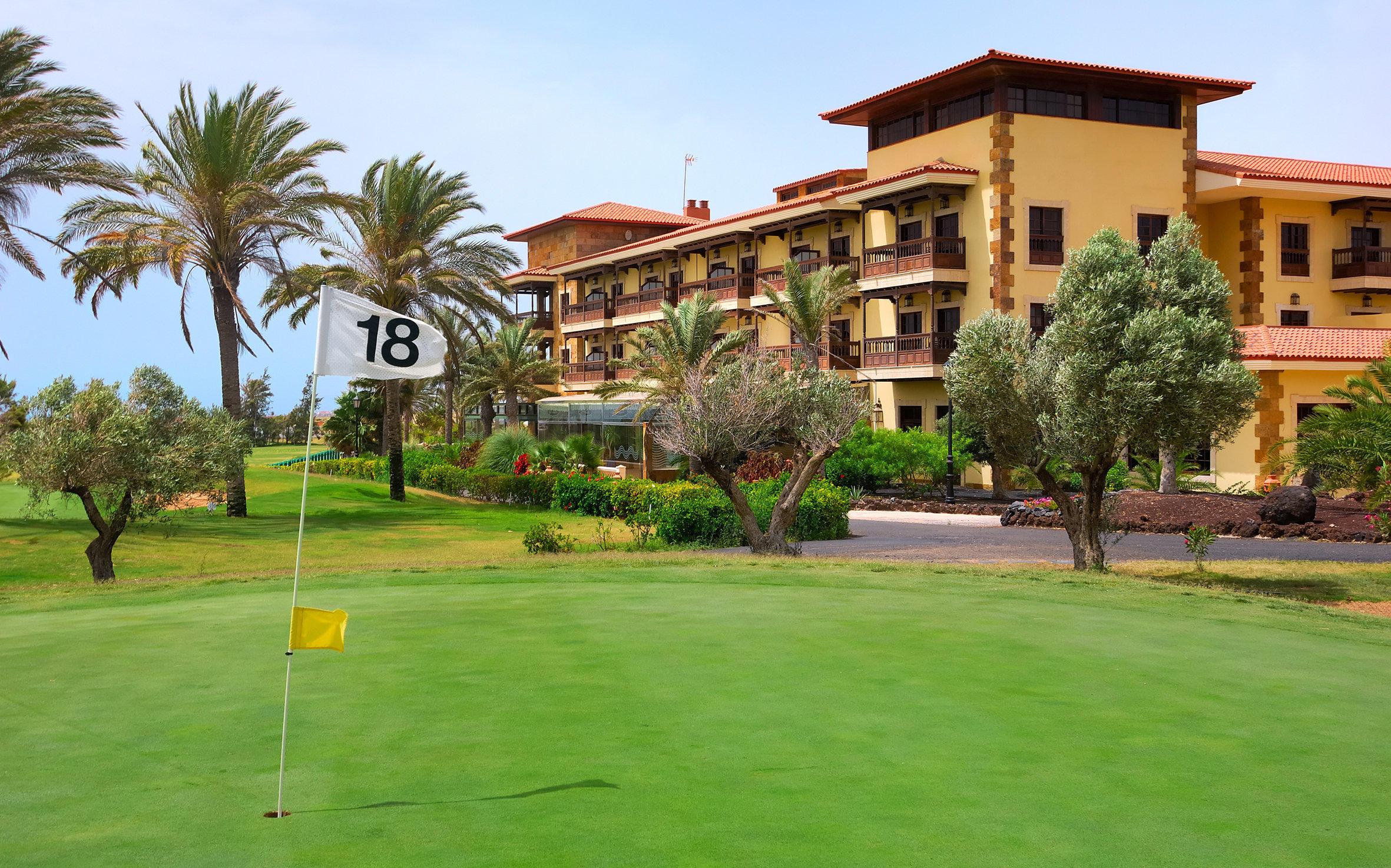 Elba Palace Golf Vital Hotel Fuerteventura